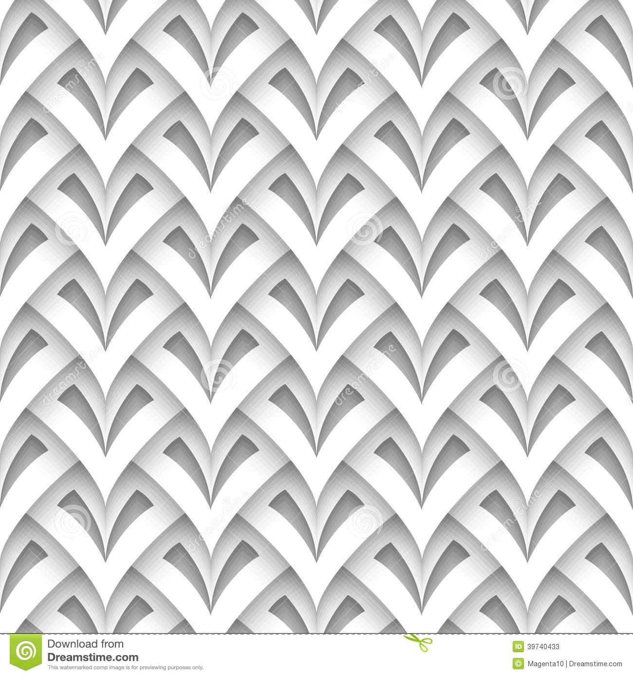 paper seamless pattern stock vector illustration of abstract 39740433