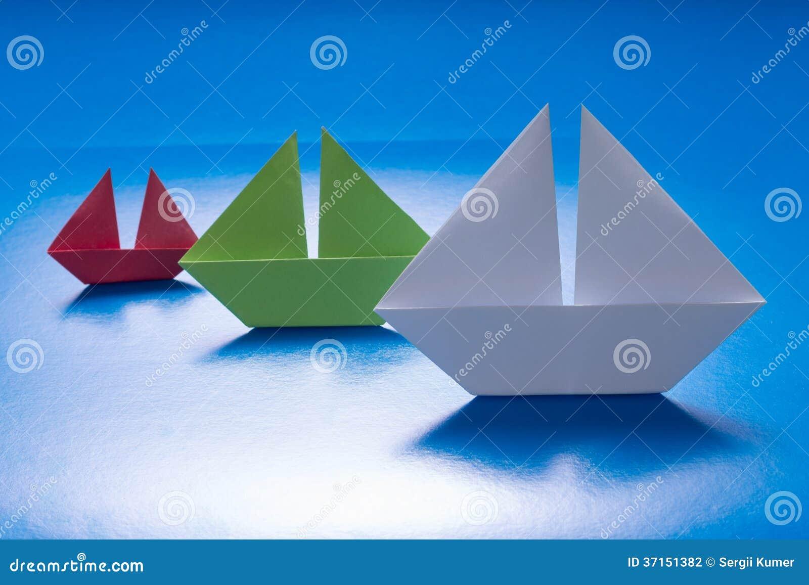 Origami Cruise Ship