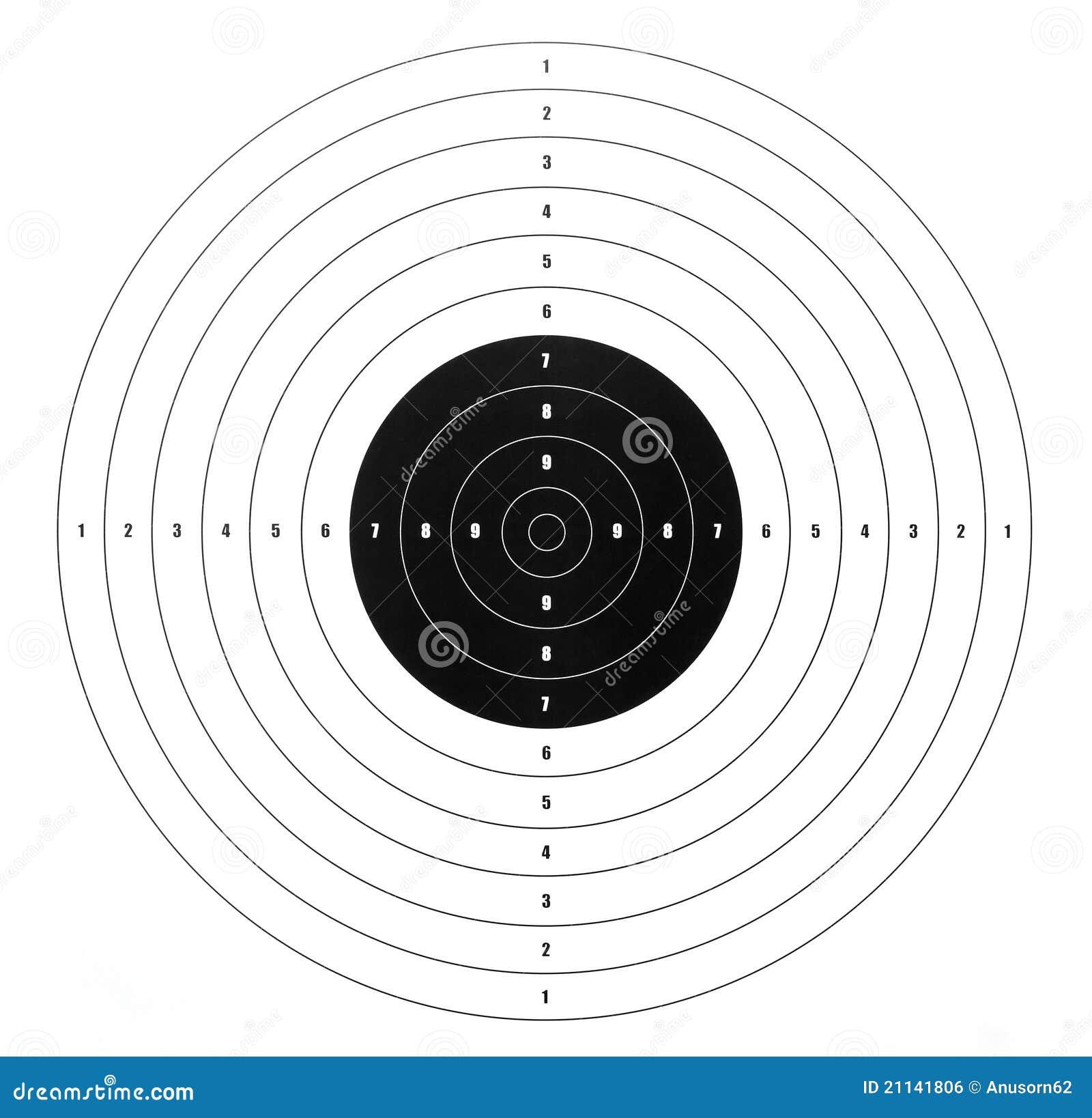 50 yard target download
