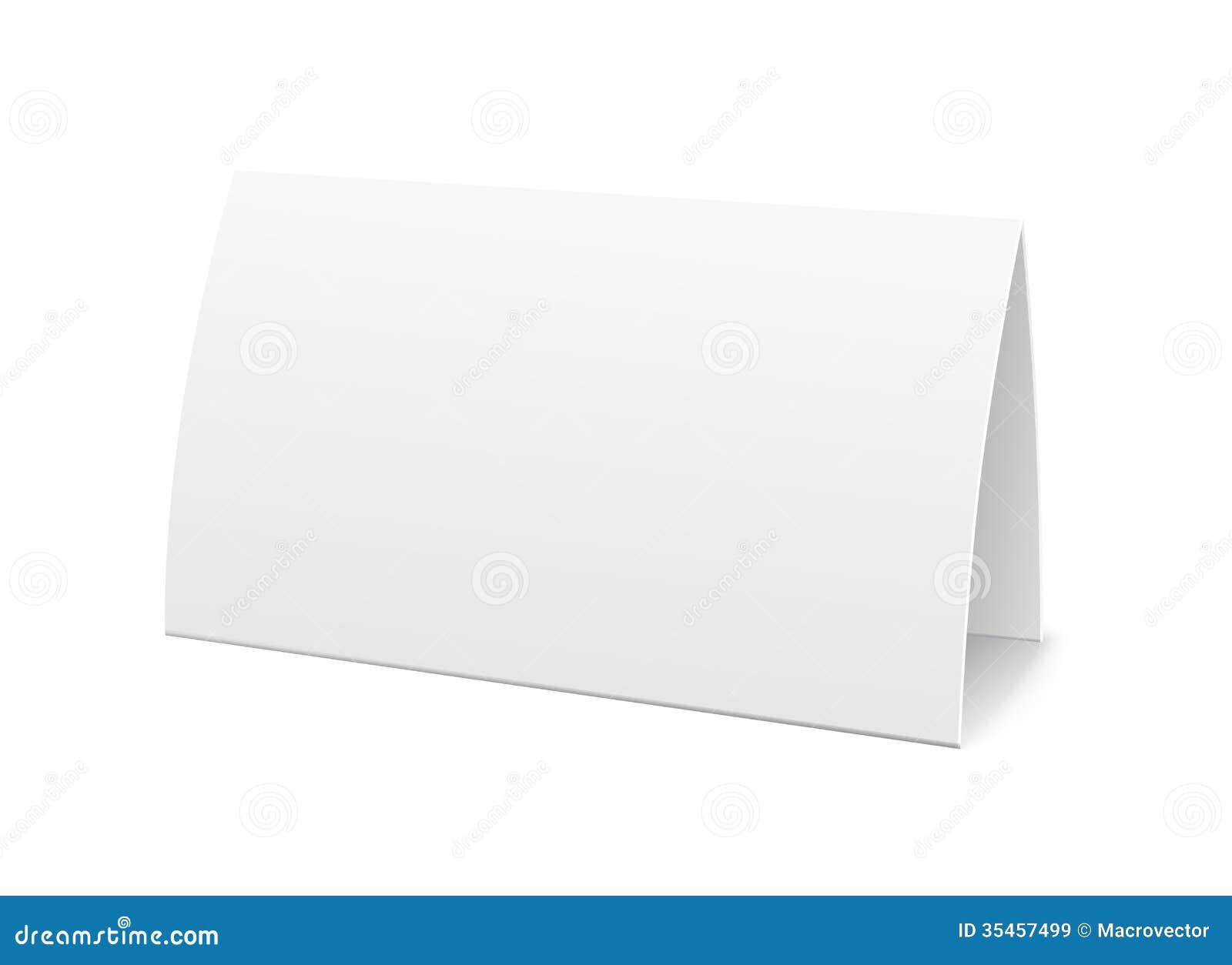 folding business card template - Fieldstation.co