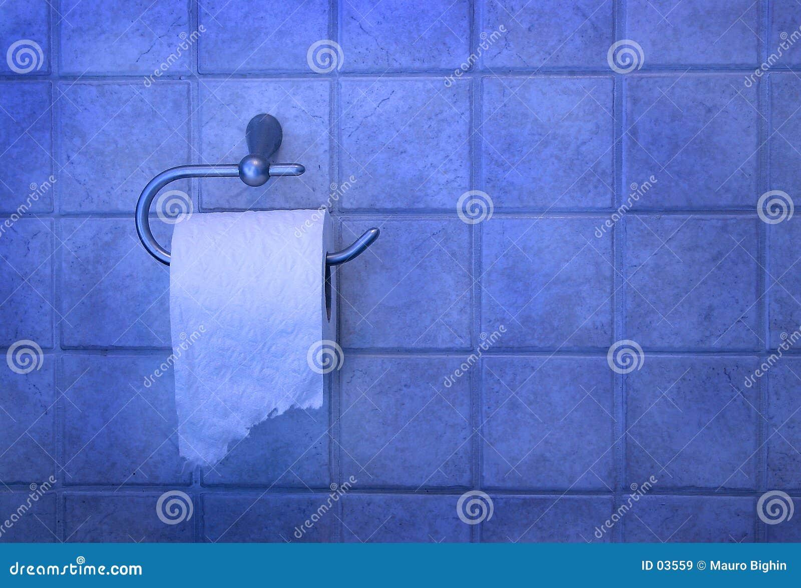 Paper toalett