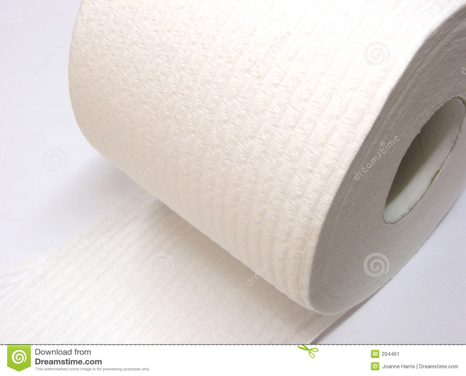 Paper toaletten