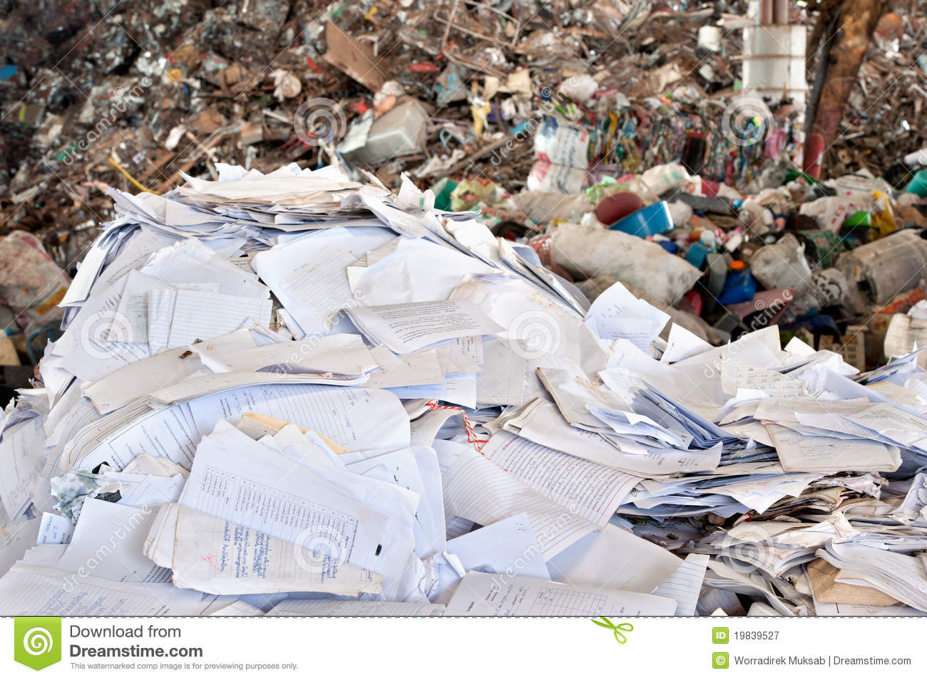 thesis on waste management in africa A new screening metric to benchmark the sustainability of municipal solid waste management systems scott m kaufman submitted in partial fulfillment of the.