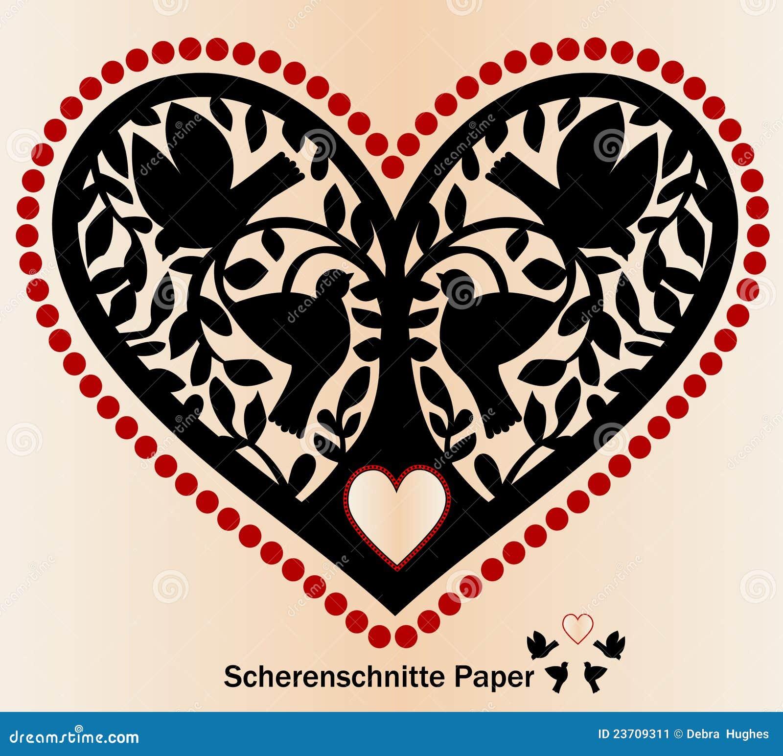 Papercut Tree of Life