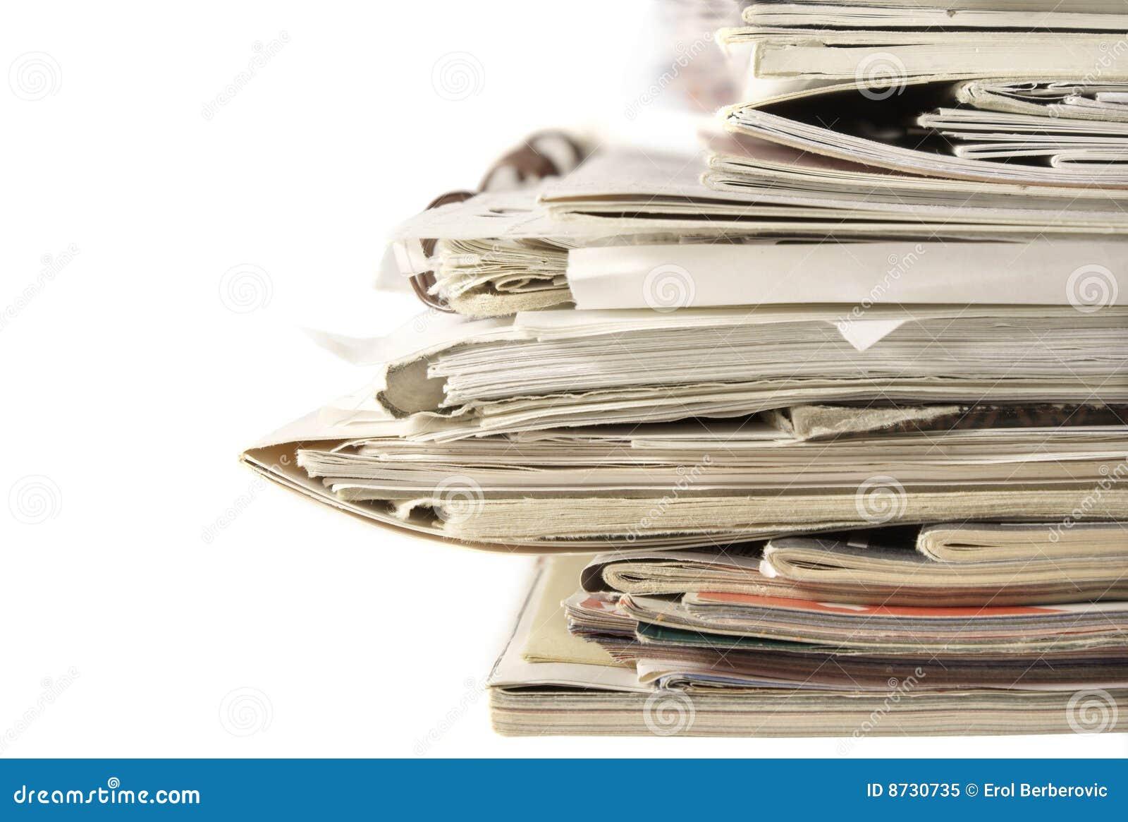 Paperwork Royalty Free Stock Photo Image 8730735