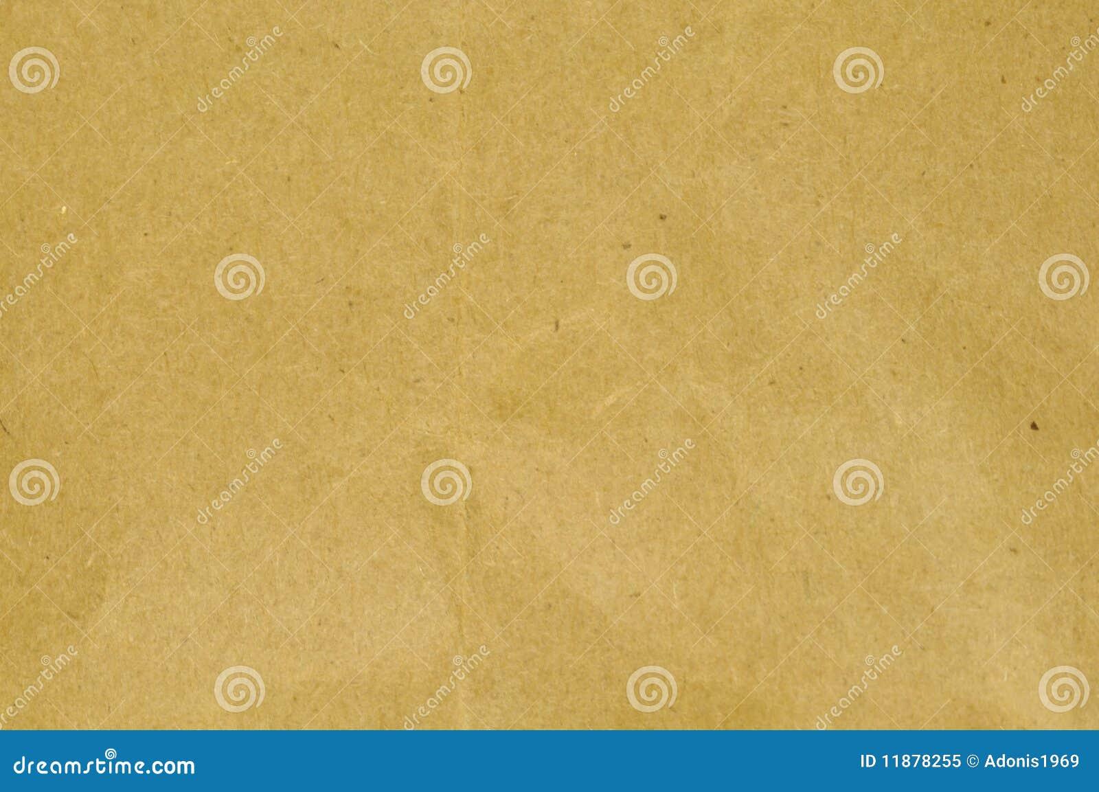 Papier de métier de Brown