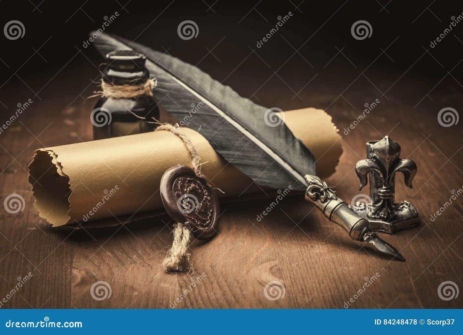 Papier et crayon lecteur