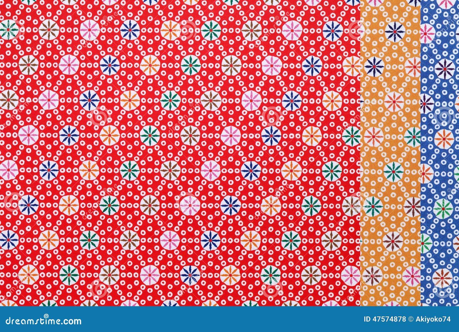 papier japonais d 39 origami de mod le photo stock image. Black Bedroom Furniture Sets. Home Design Ideas