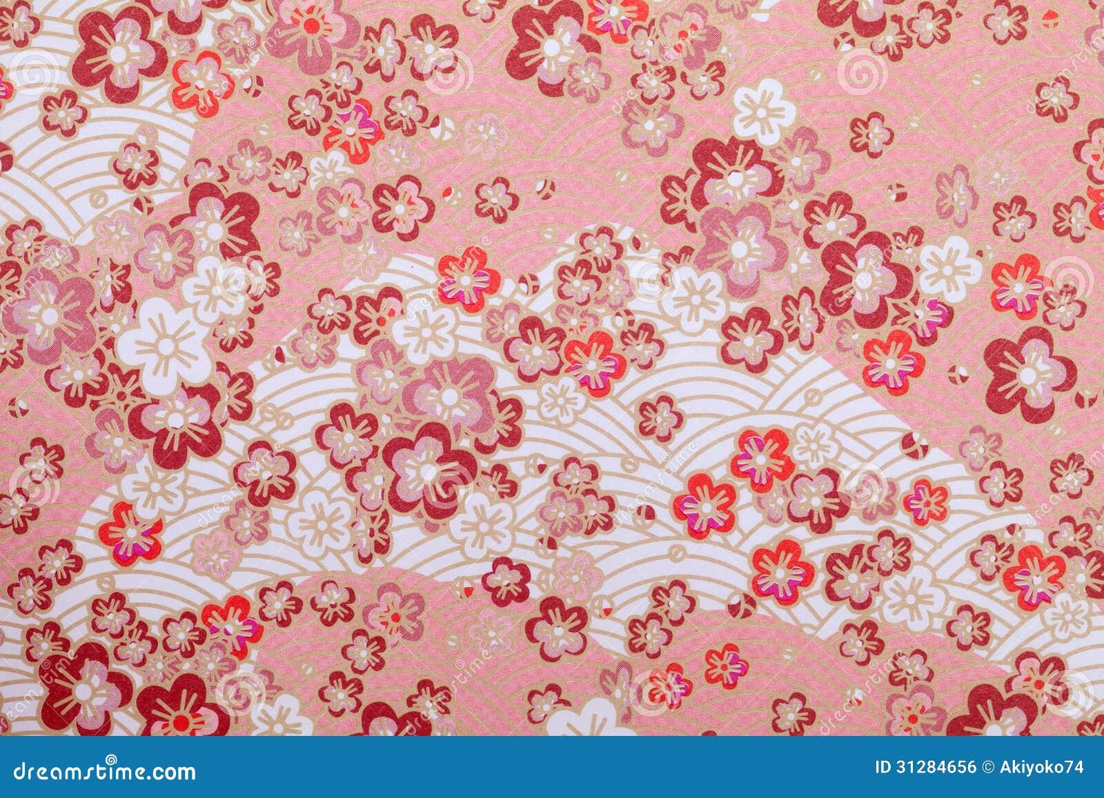 Papier japonais de modèle photo stock. Image du lumineux ... - photo#38