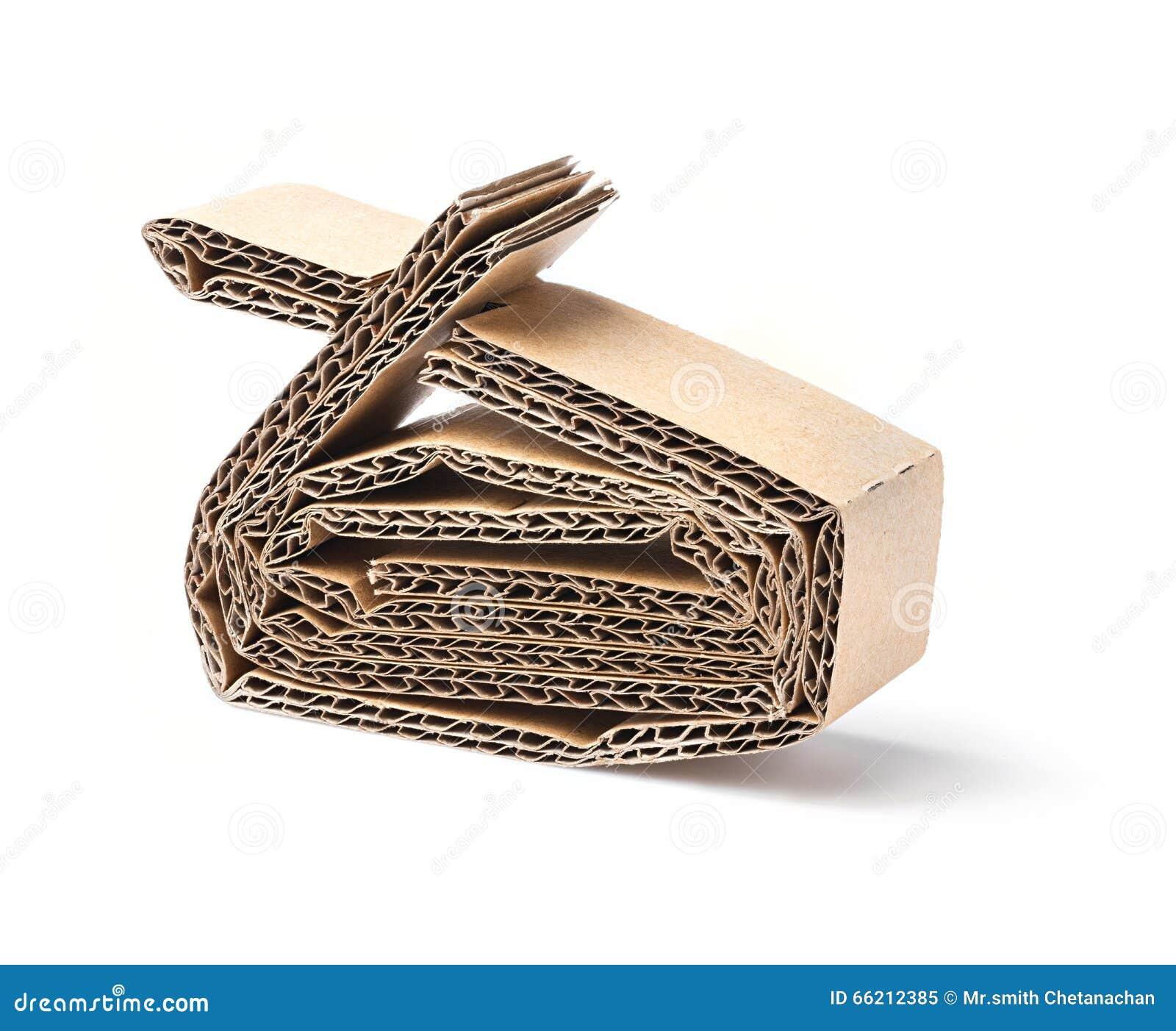 Papier ondulé