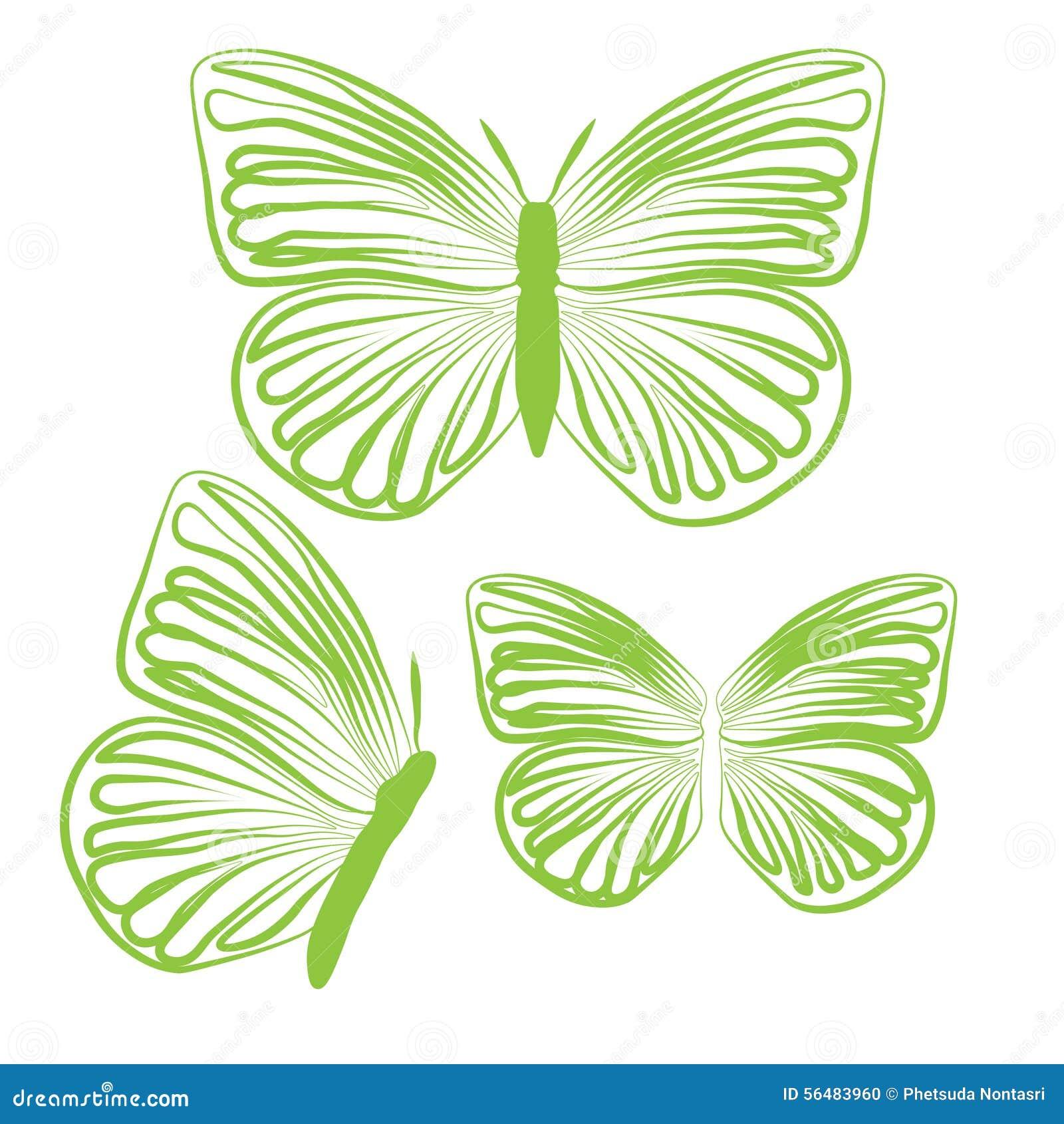 Papier peint d abrégé sur conception d illustration de vecteur de fond de modèle de tissu de tuile de couverture de papillon