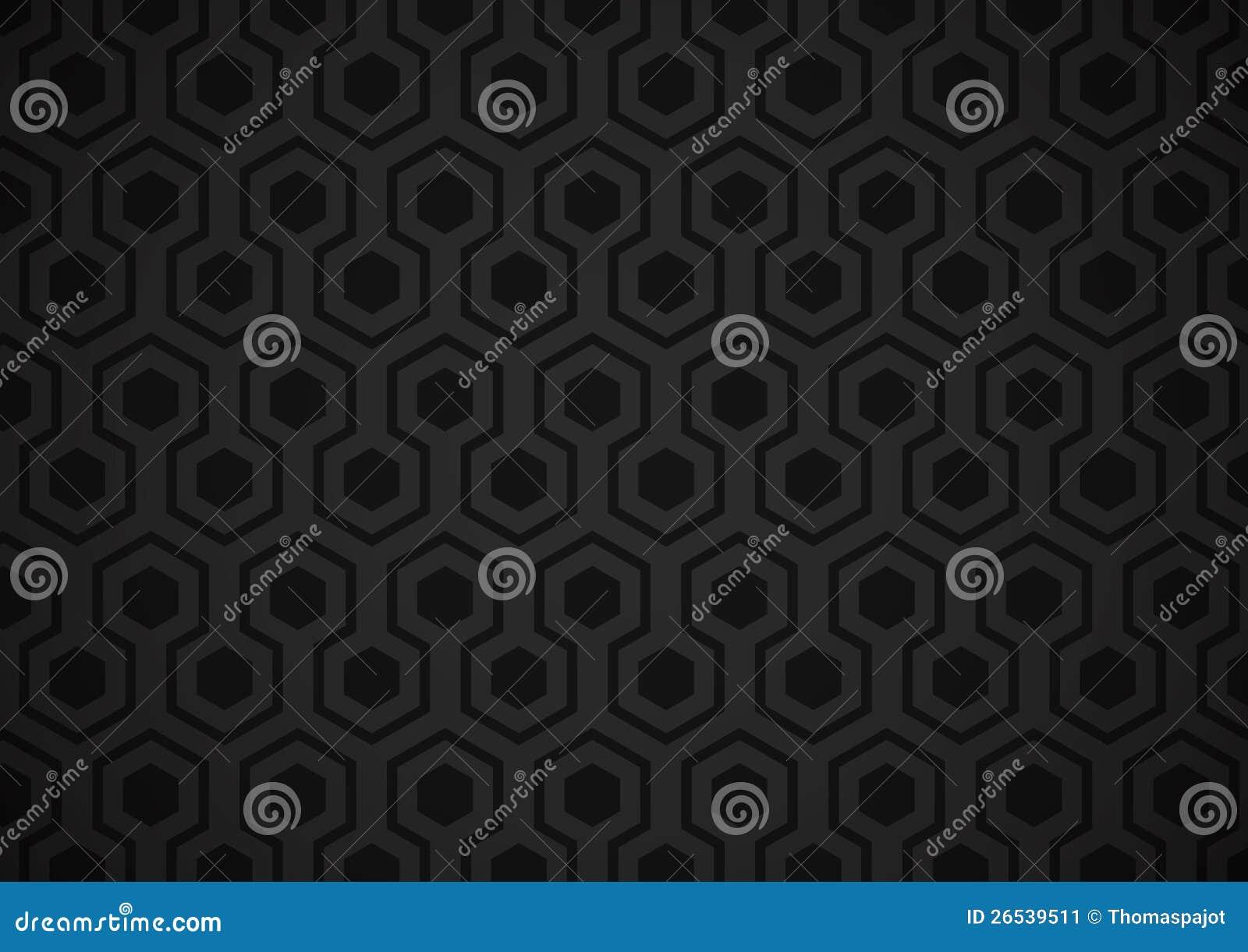 papier peint d 39 hexagone image stock image 26539511. Black Bedroom Furniture Sets. Home Design Ideas