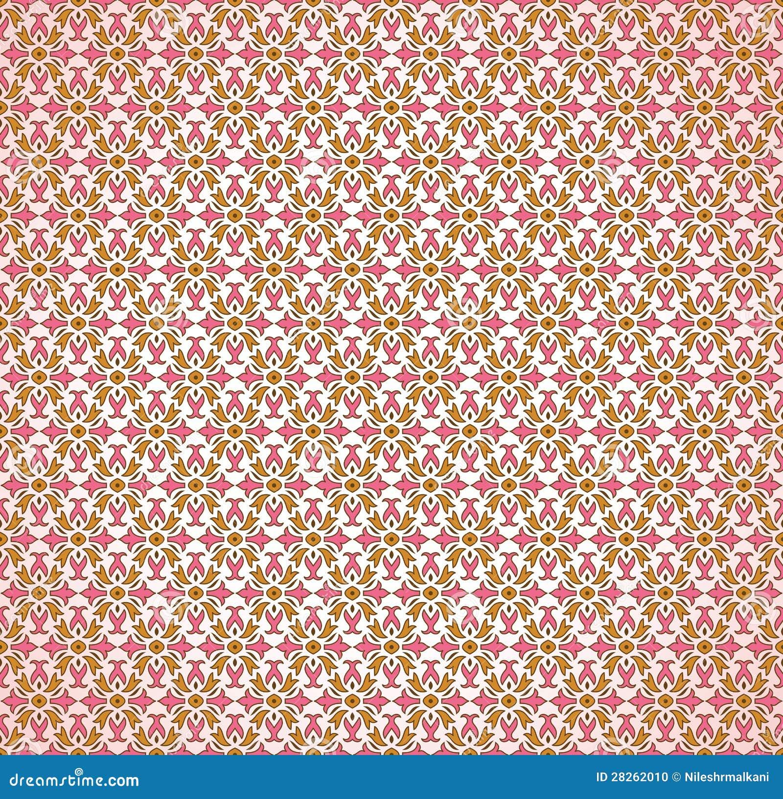 papier peint d coratif rose sans joint photo stock image 28262010. Black Bedroom Furniture Sets. Home Design Ideas