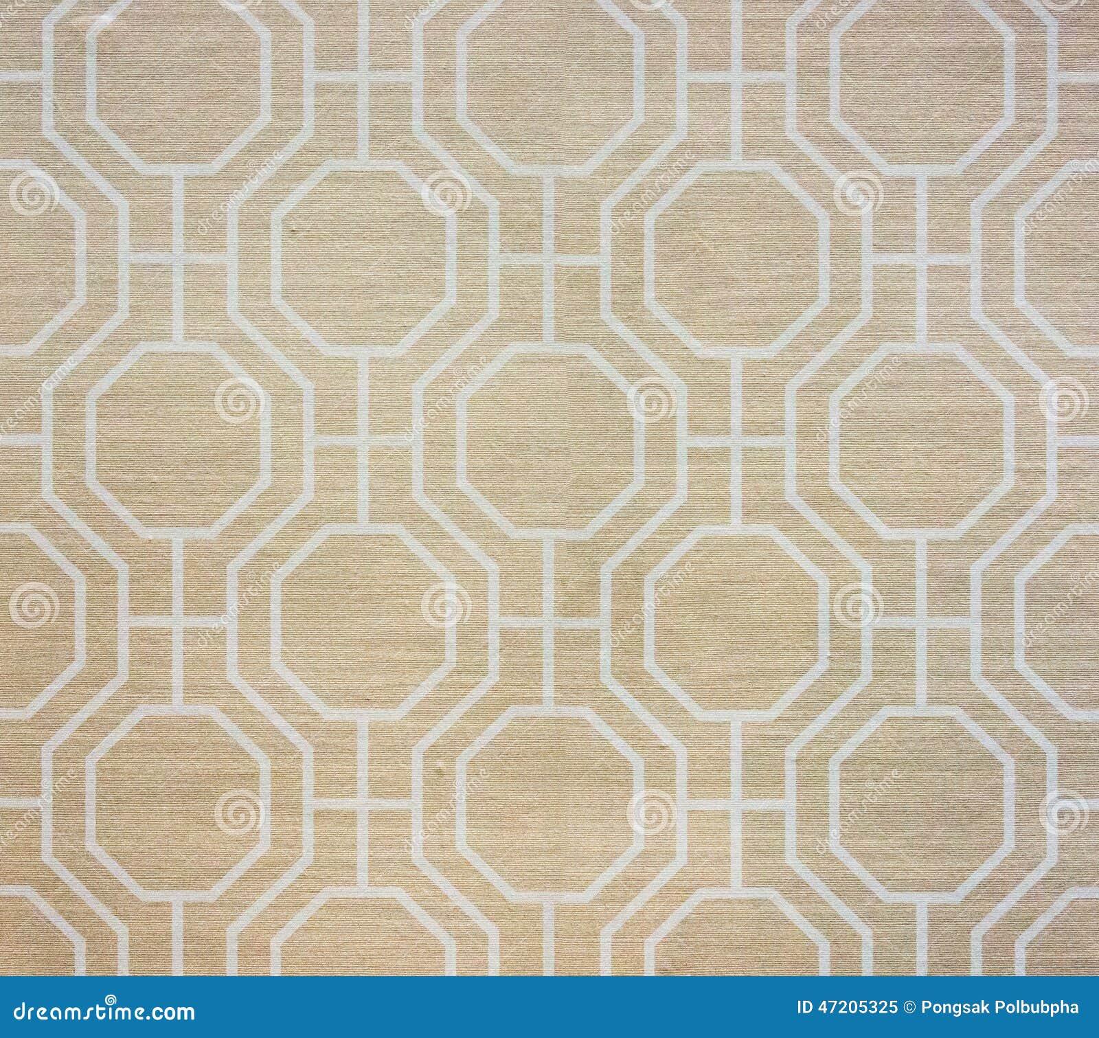 Papier peint de la géométrie