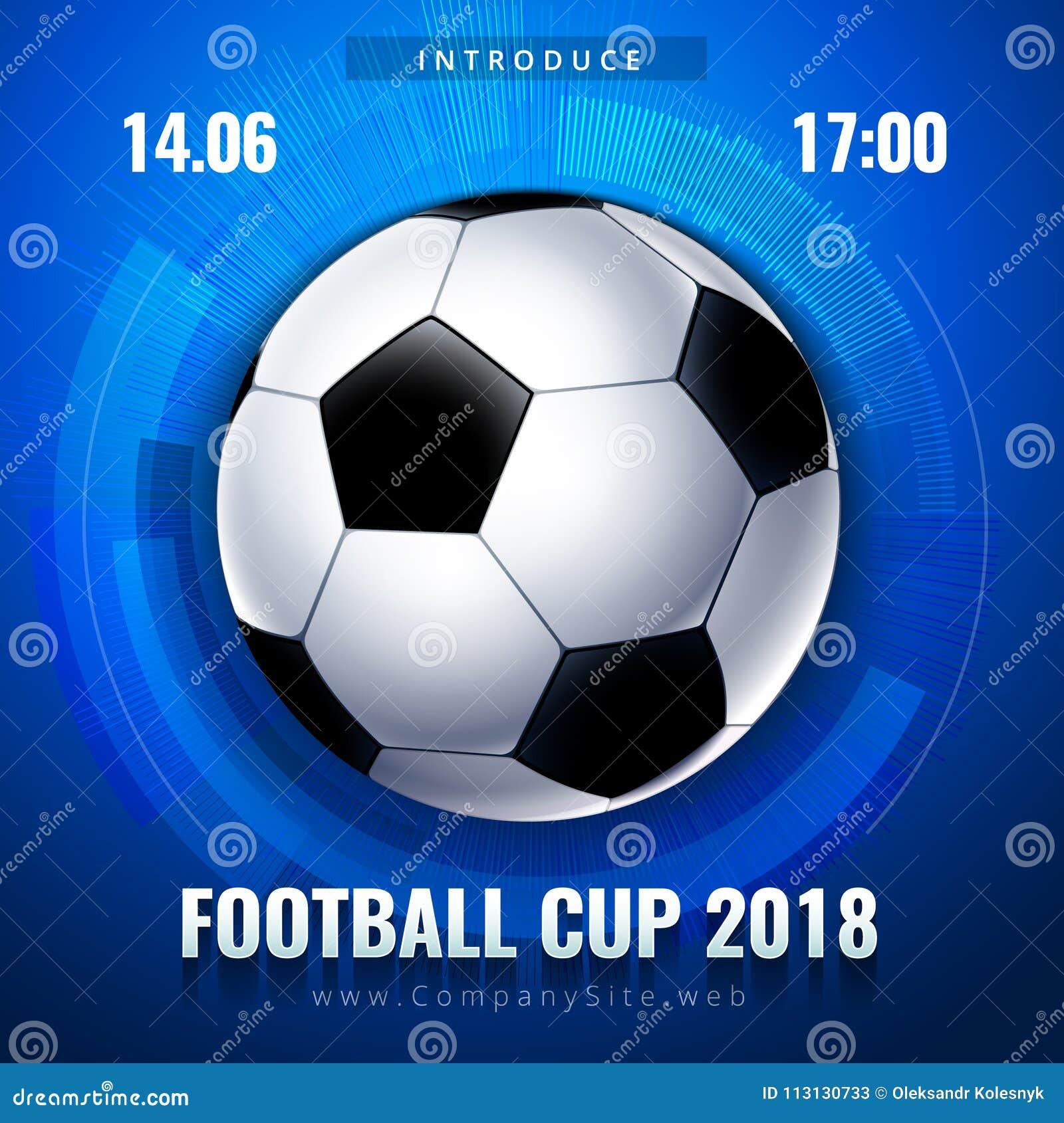 Papier Peint De La Russie De Coupe Du Monde Du Football Modele De