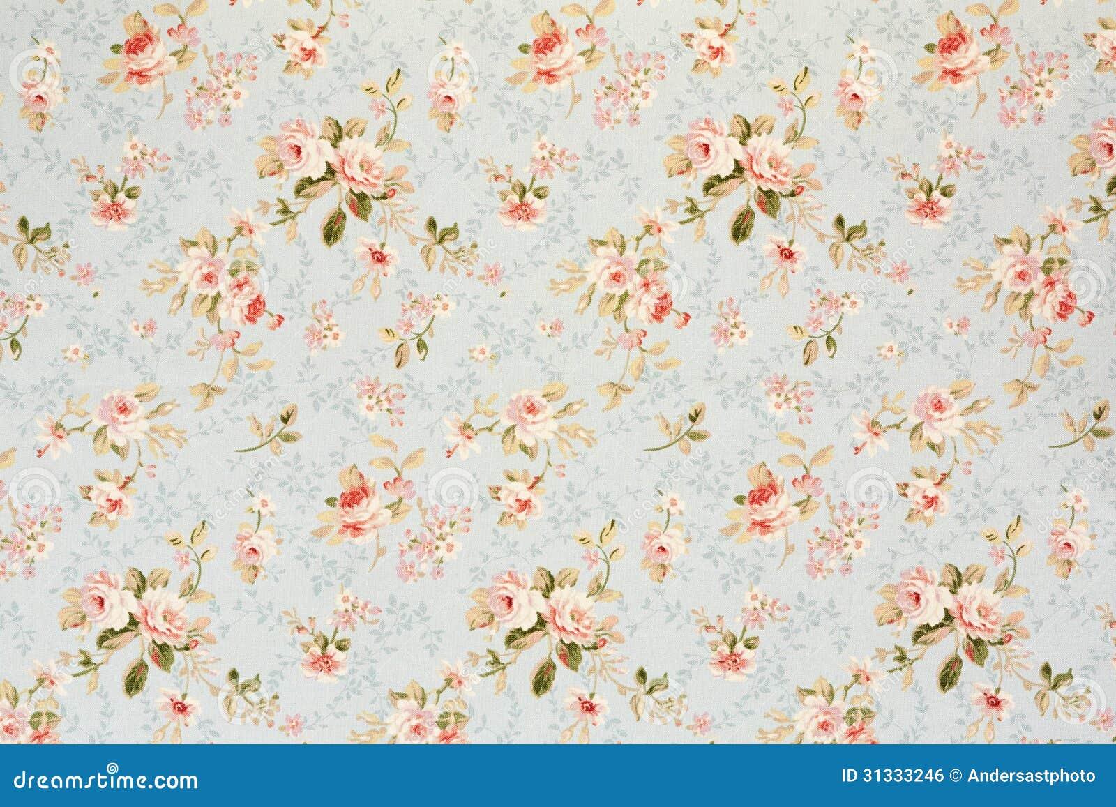 papier peint floral de tapisserie de rose photo stock. Black Bedroom Furniture Sets. Home Design Ideas