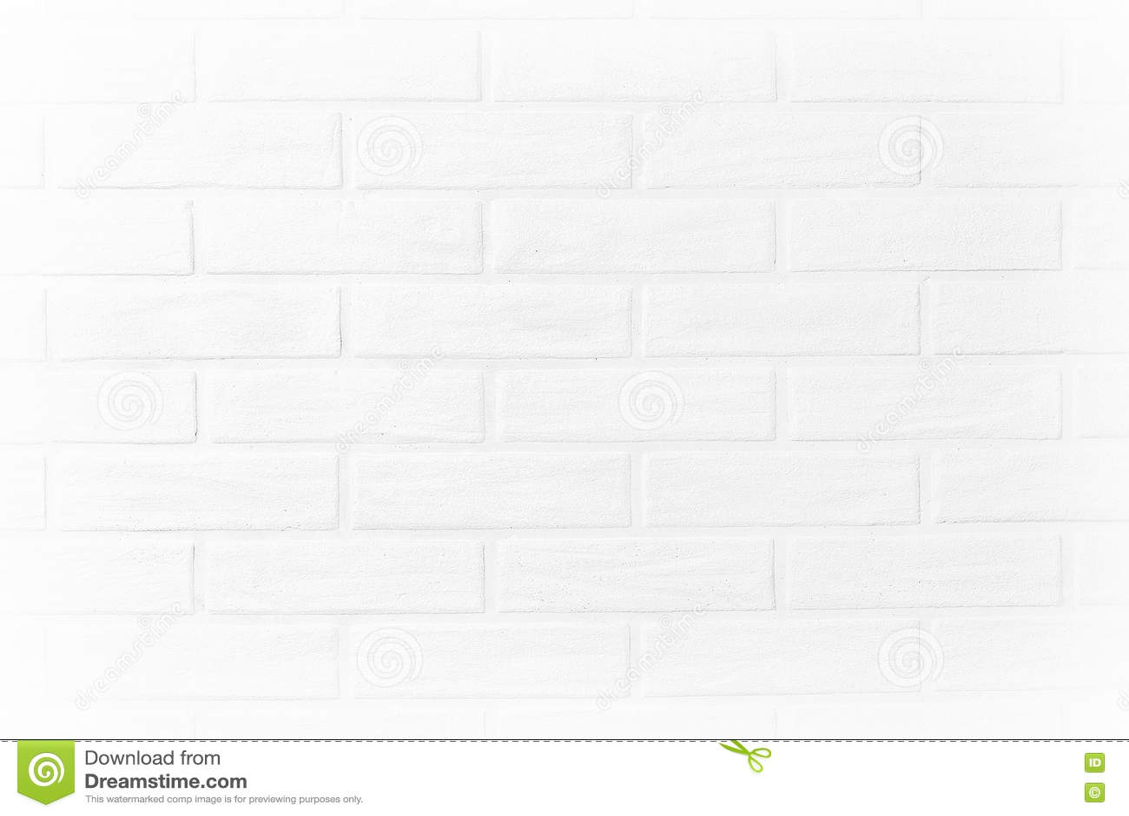 Papier Peint Horizontal De Photo De Mur De Briques Blanc Dans La