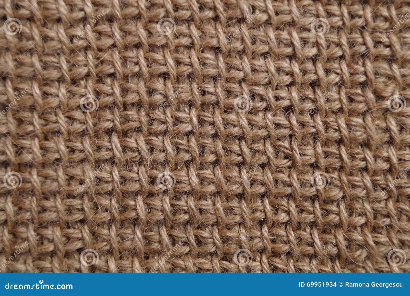 papier peint texture de jute photo stock image 69951934. Black Bedroom Furniture Sets. Home Design Ideas