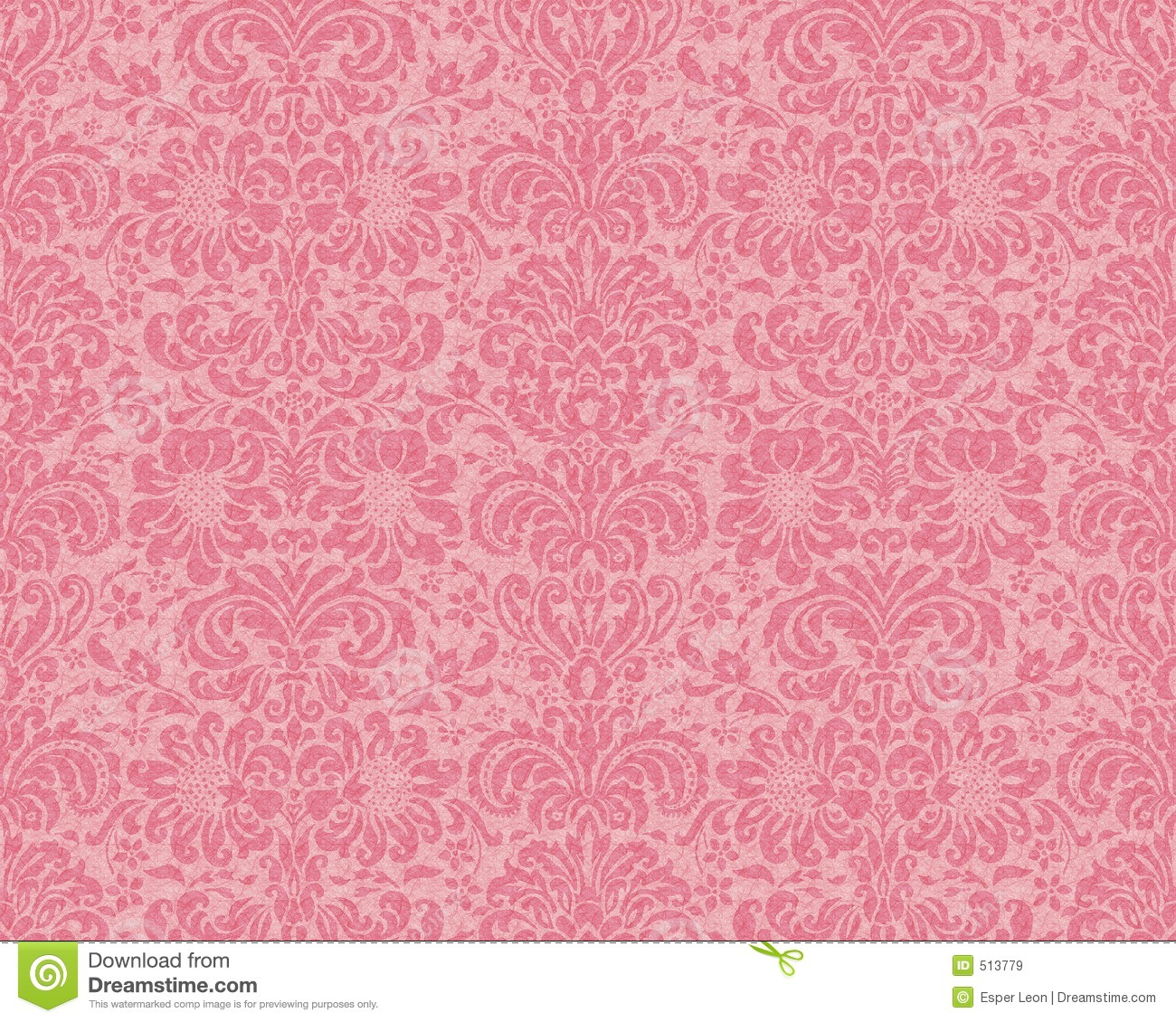 papier peint victorien rose illustration stock illustration du texture wallpaper 513779. Black Bedroom Furniture Sets. Home Design Ideas