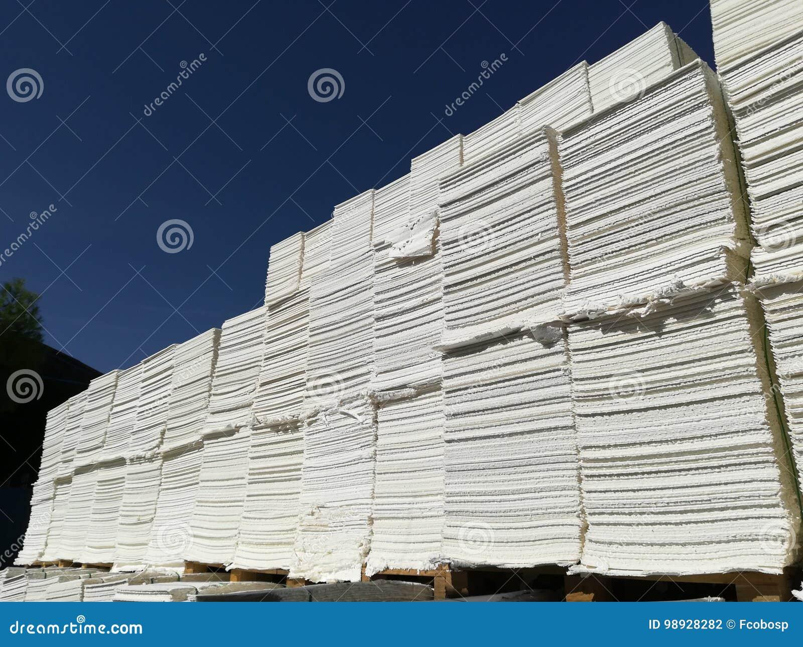 Papierowa braja dla papierowego przemysłu, surowy papier