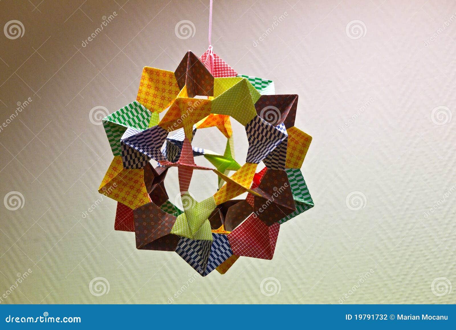 Papierowa gwiazda