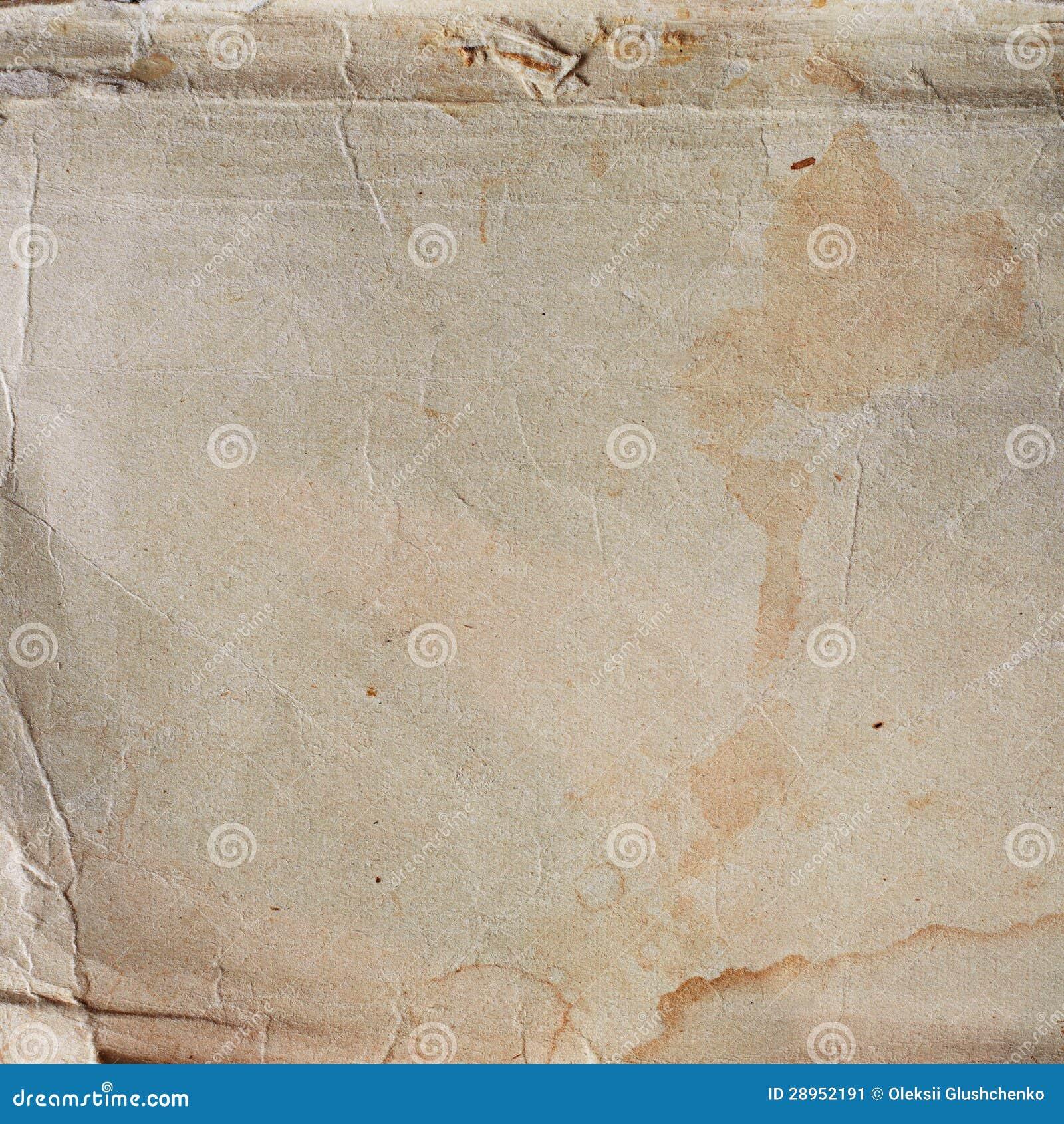 Papierowa tekstura