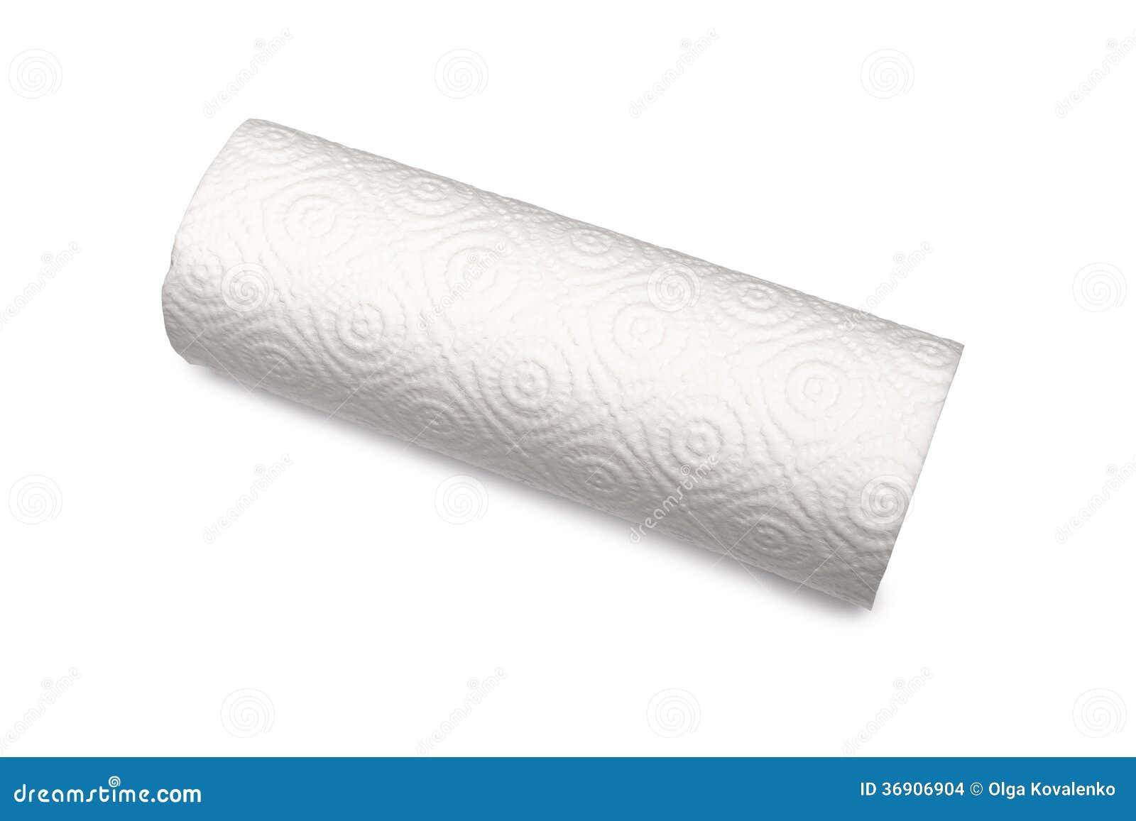 Papierowego ręcznika rolka