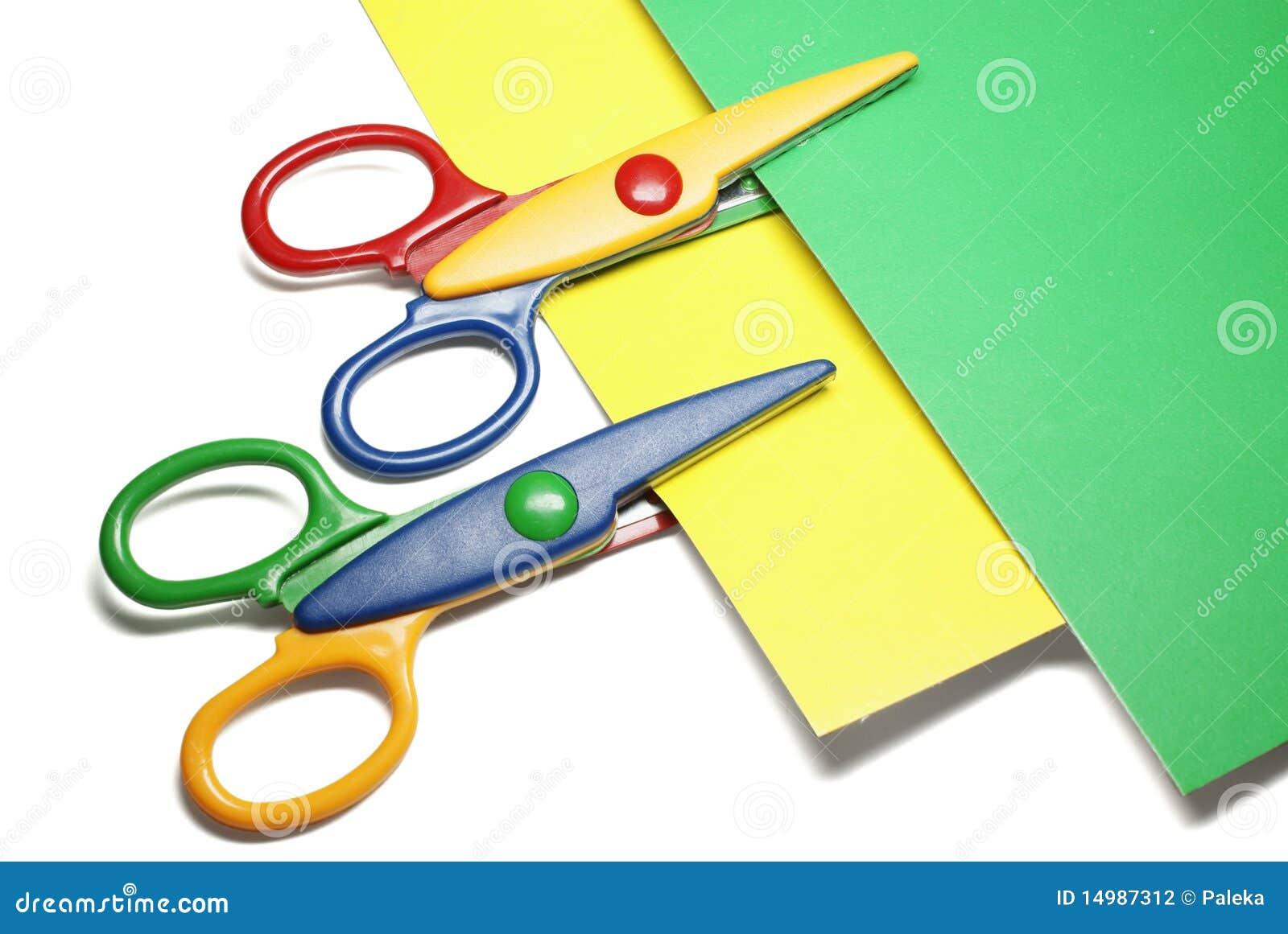 Papierowi nożyce