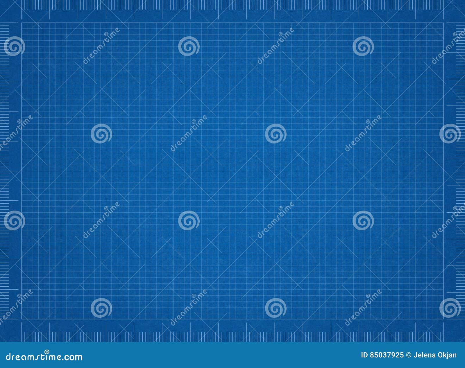 Papierplanhintergrund