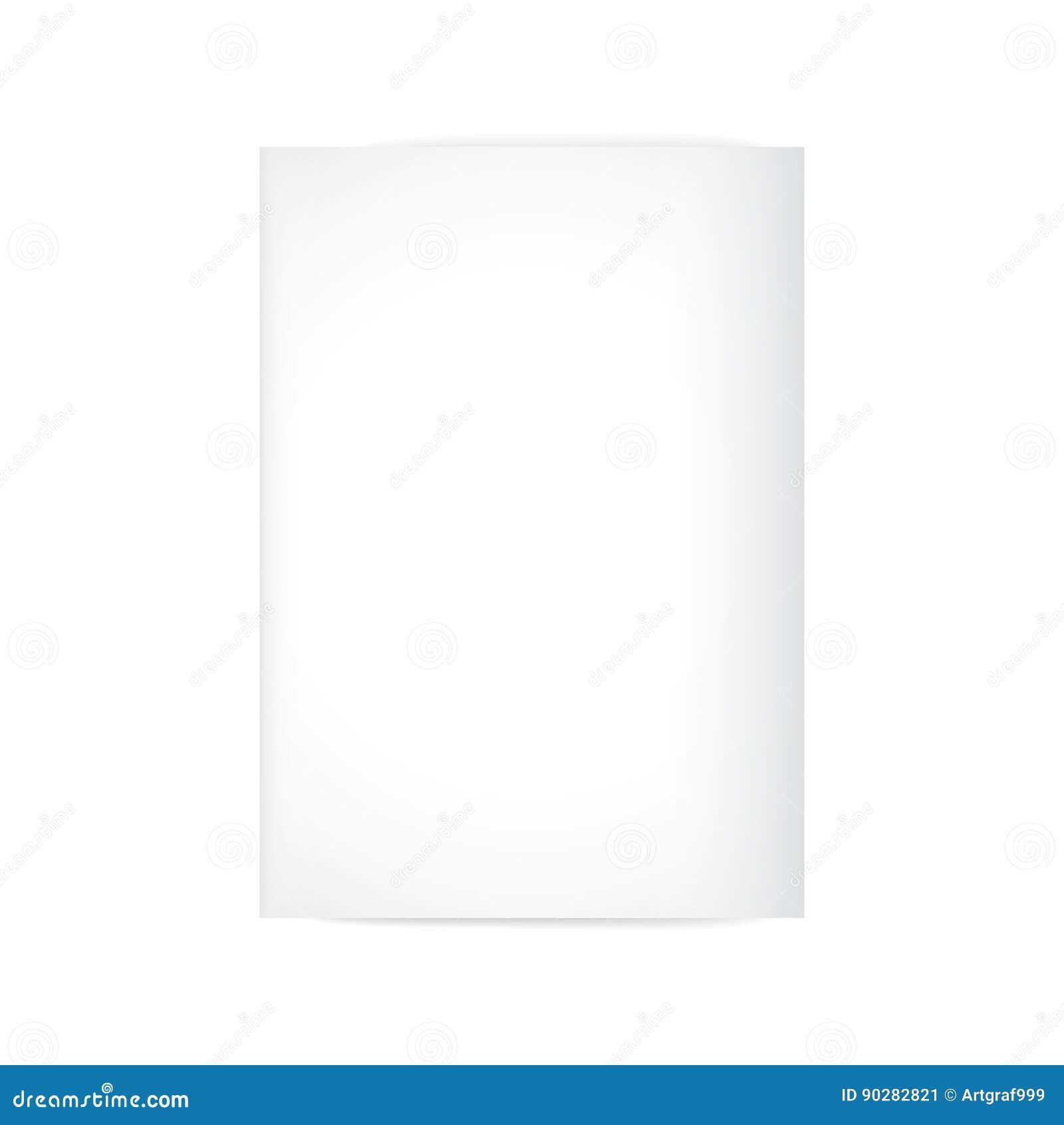 Papierspott oben