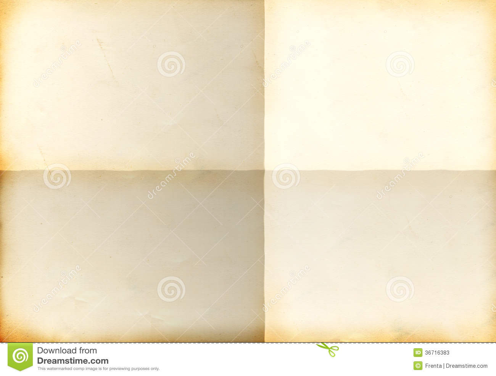 Pappers- textur