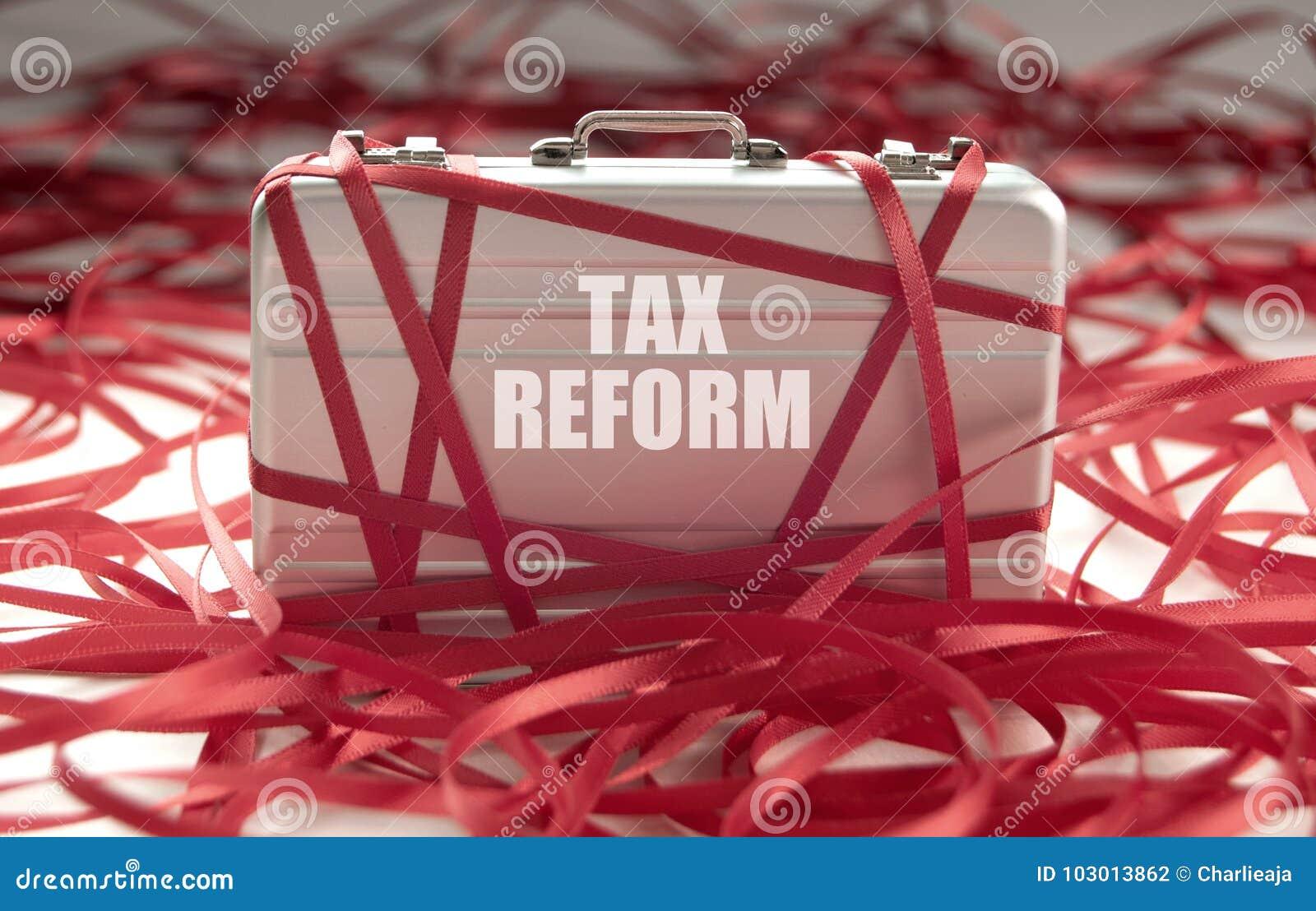 Pappersexercis för skattreform