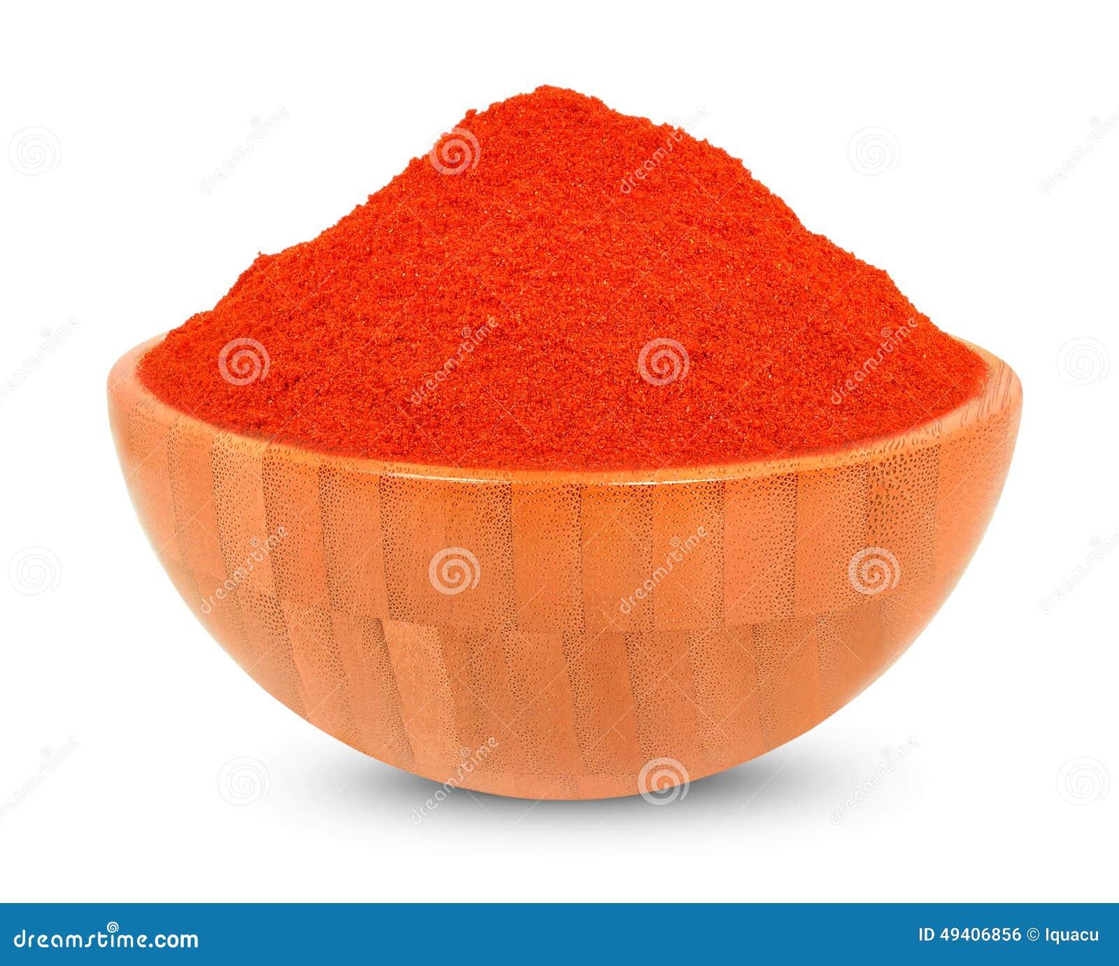 Download Paprika stockfoto. Bild von puder, aroma, pfeffer, bestandteil - 49406856