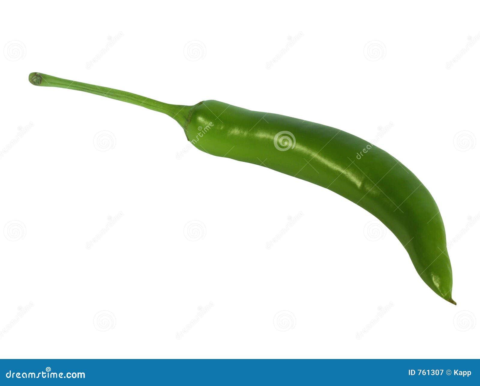Paprika verde, pepperoni