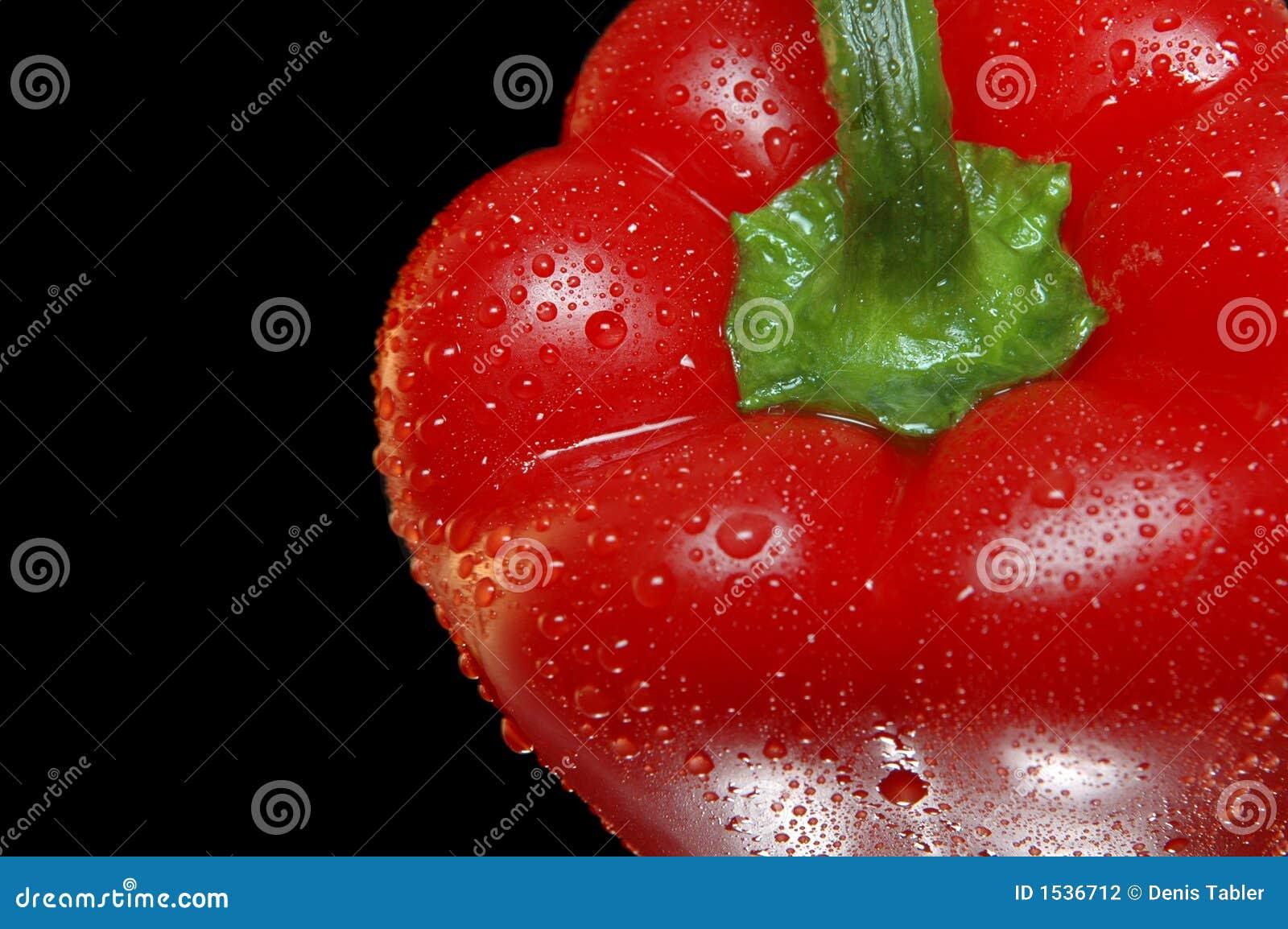 Paprika vermelha