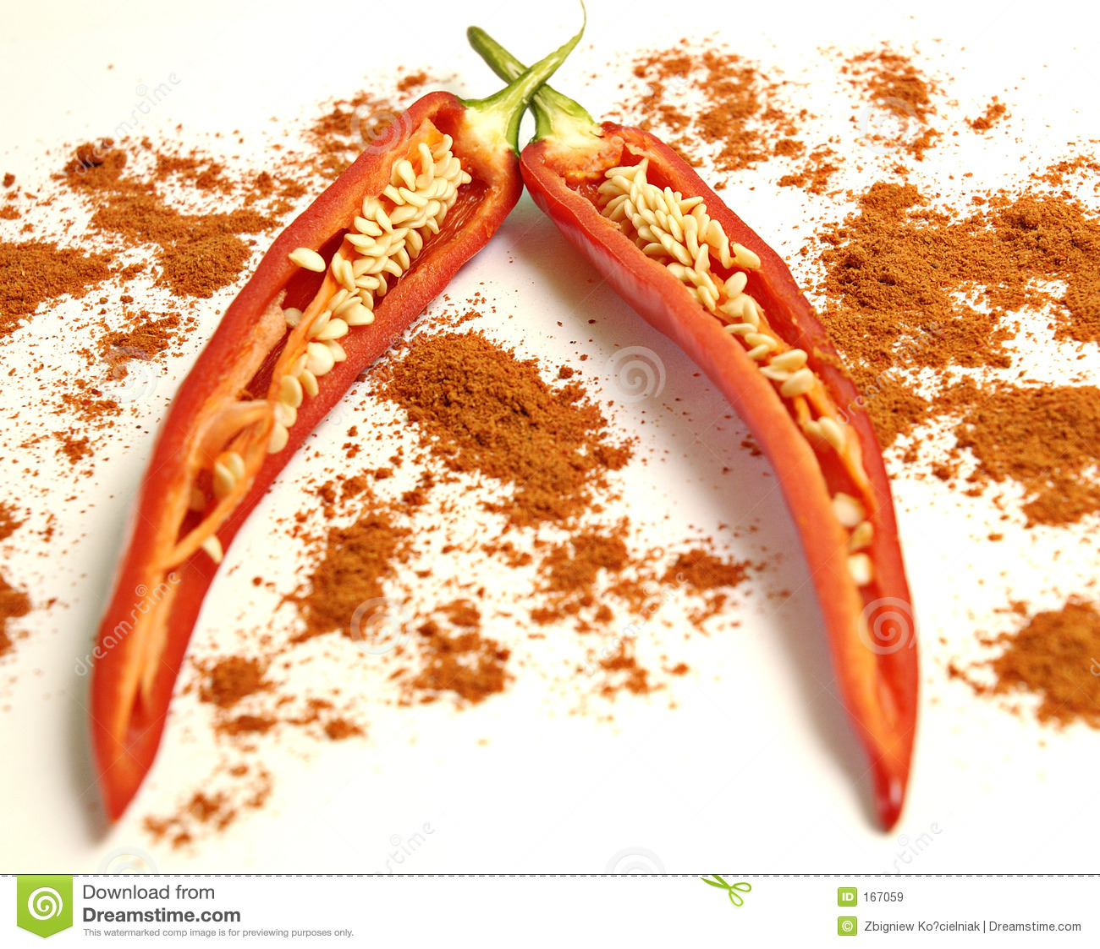 Paprikas spice