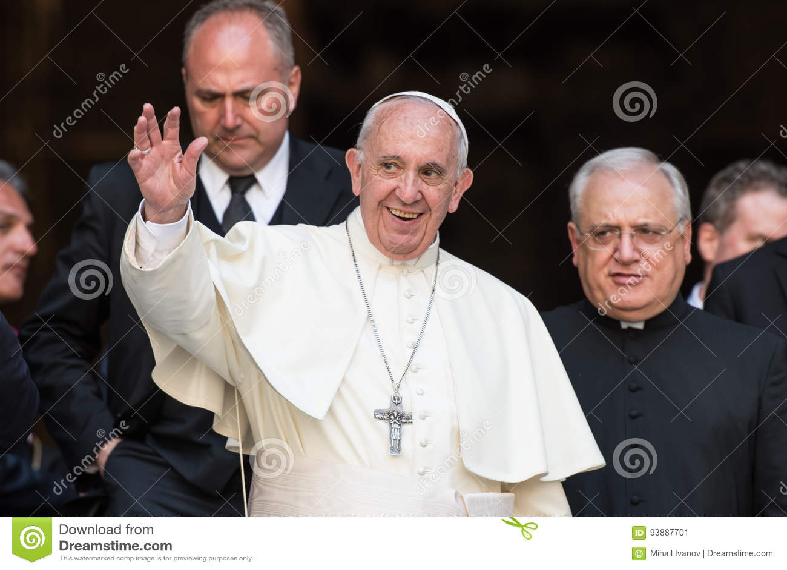Papst Francis
