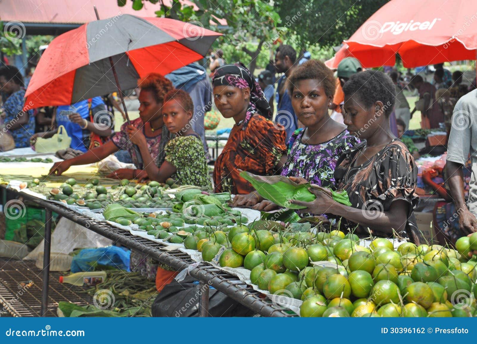 Papua New Guinea Food Culture