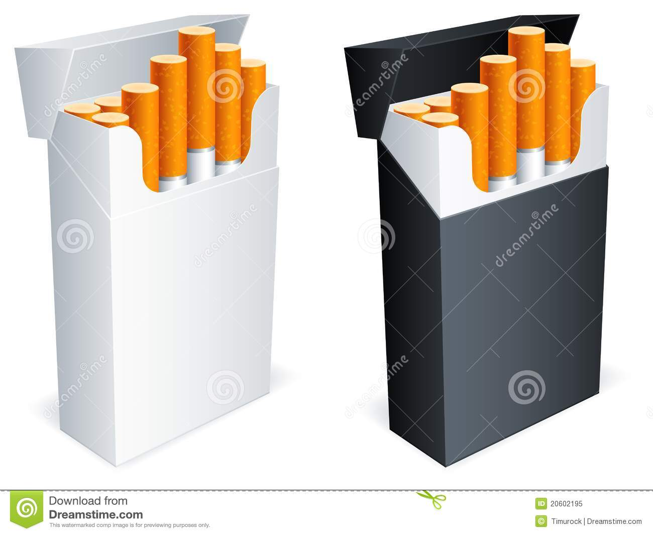 Cigarette background with people Vector  Free Download