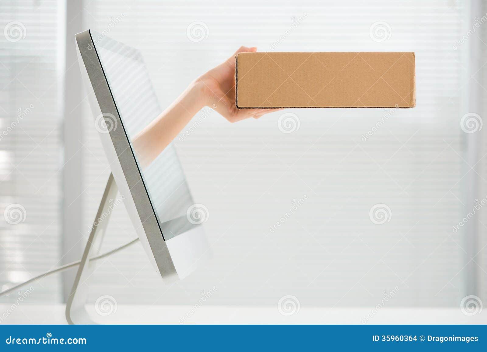 Paquete en línea