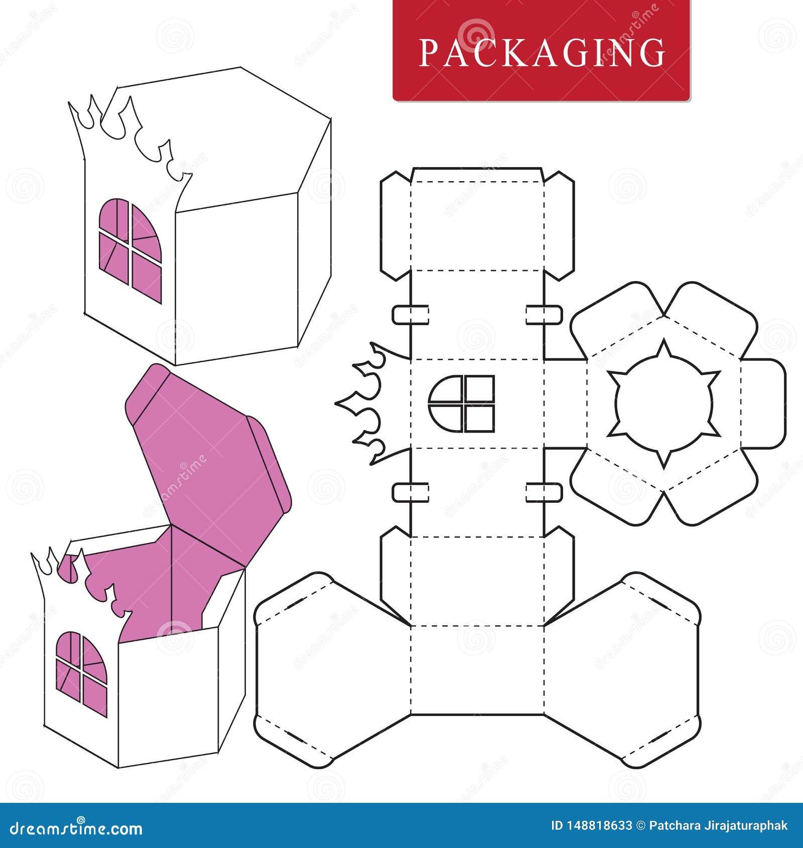 Paquete para el objeto Ejemplo del vector de la caja