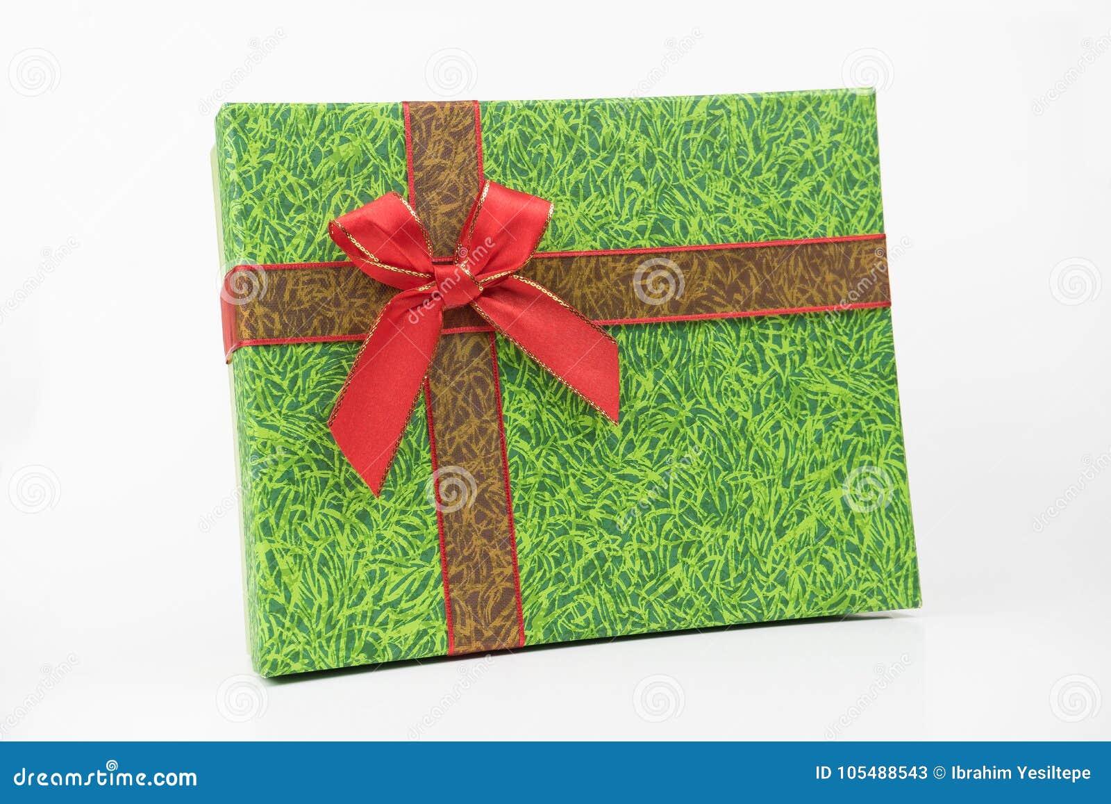 Paquets colorés de cadeau, nouvelle année, jour du ` s de Valentine