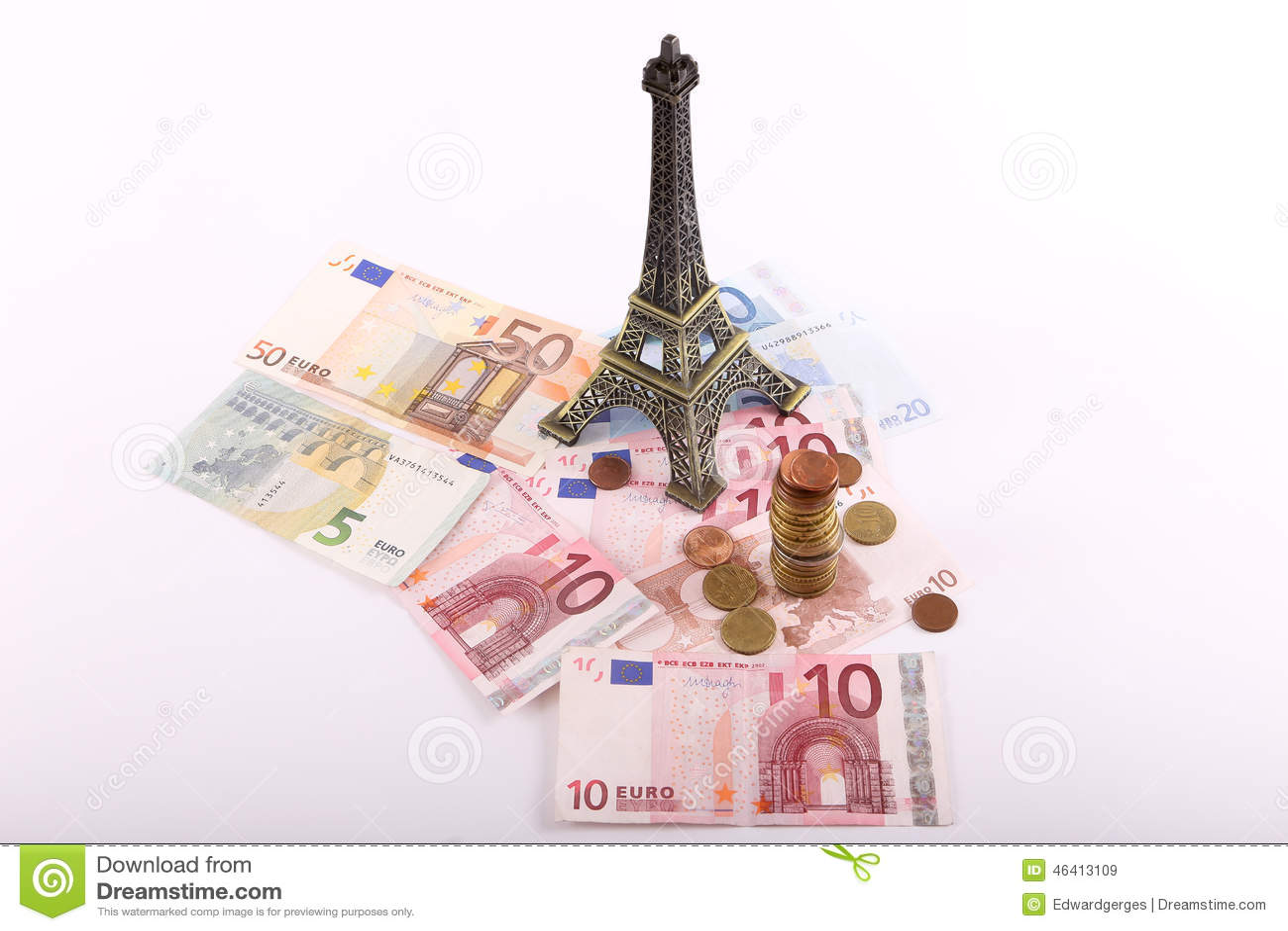 París Euros Money