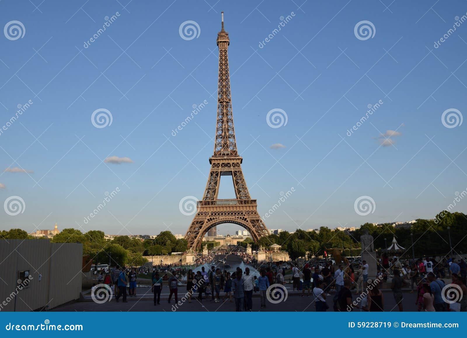 Download París, viaje Eiffel imagen de archivo editorial. Imagen de parís - 59228719