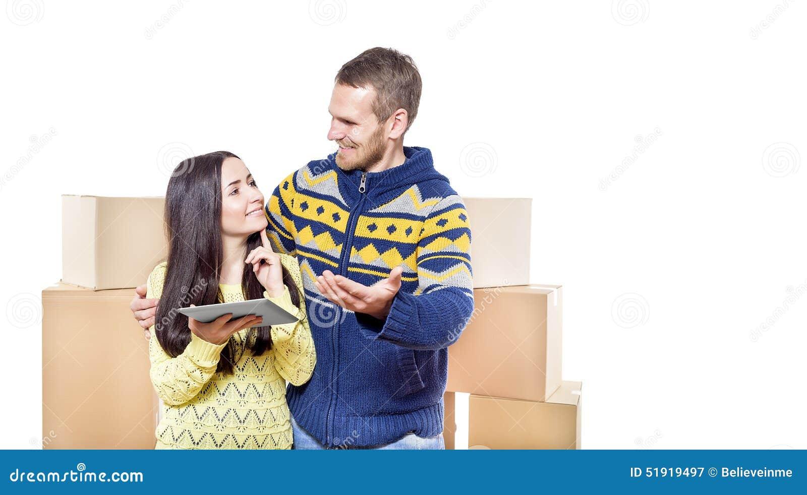 Par returnerar att flytta sig som är nytt