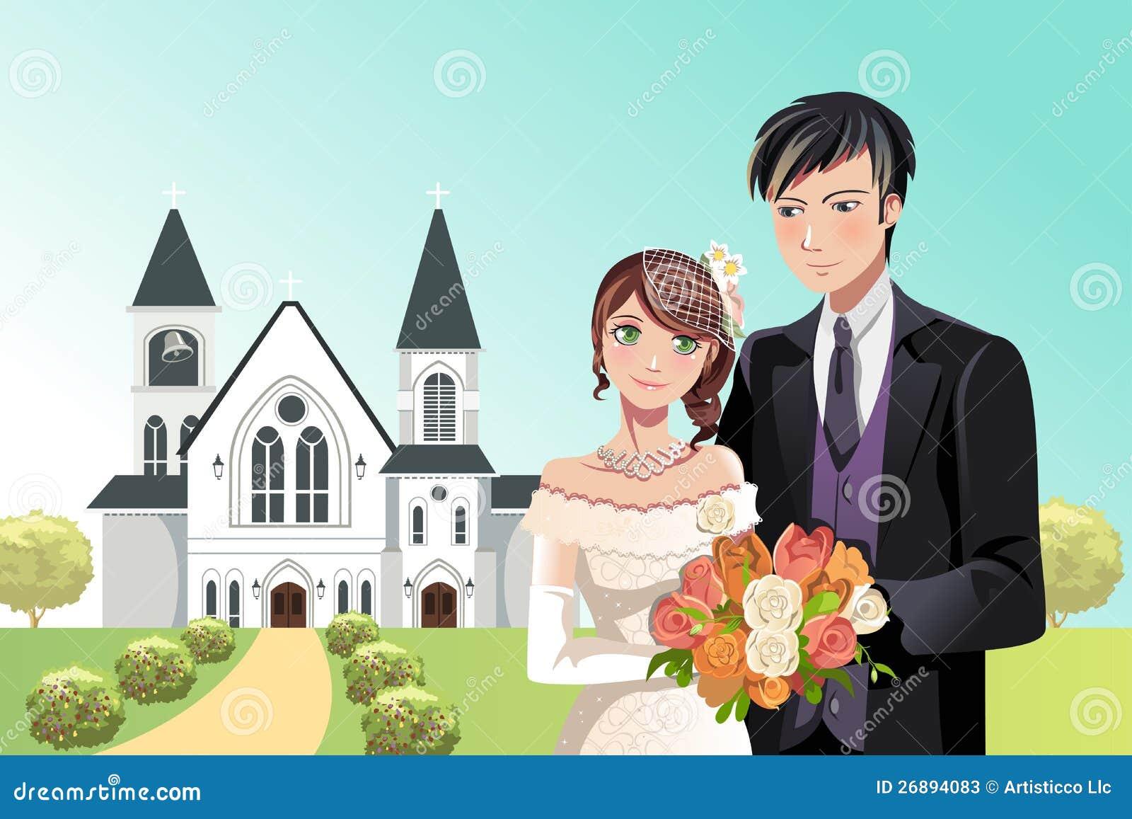 Par som får att gifta sig