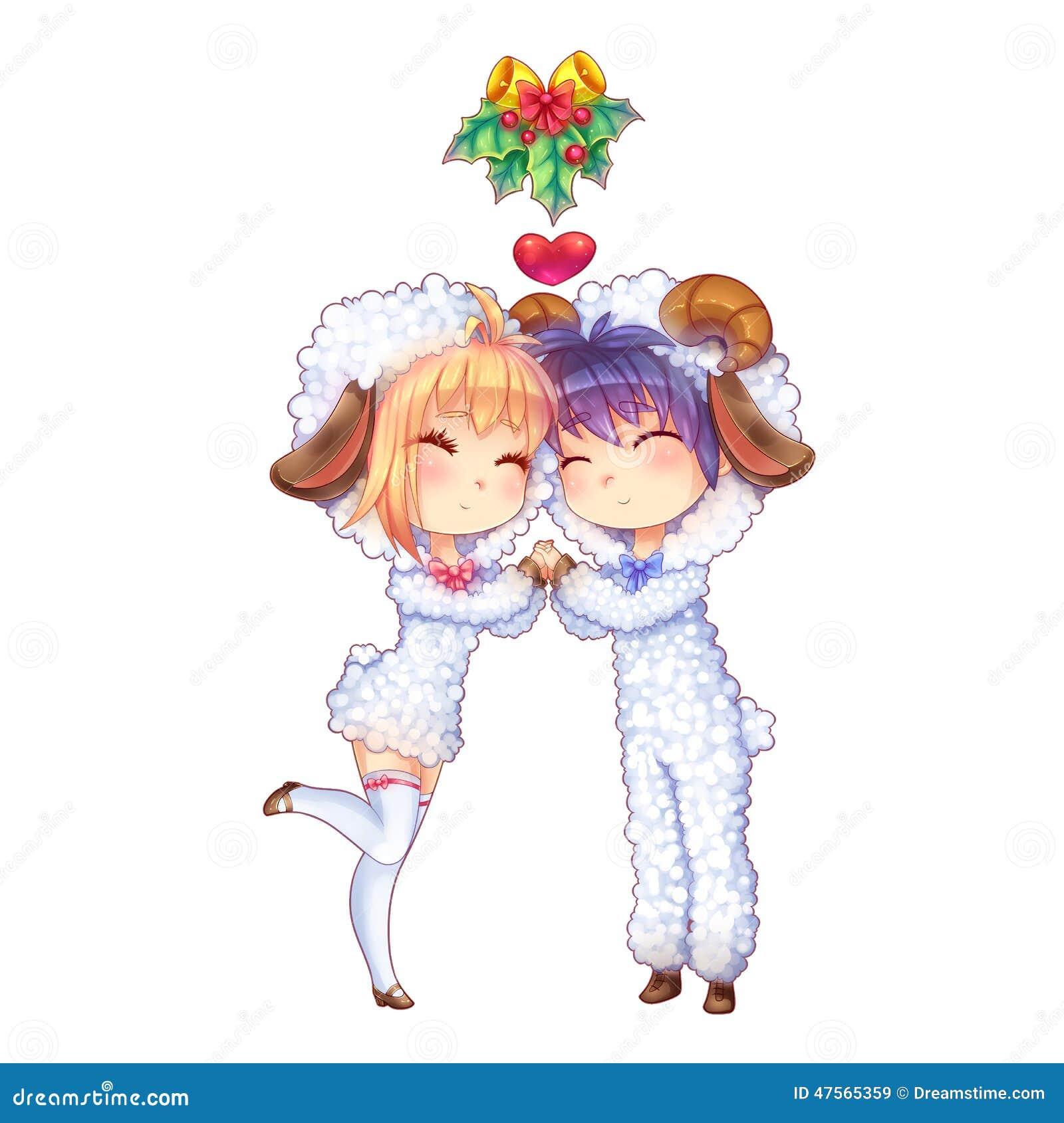 Att Älska Par Teman