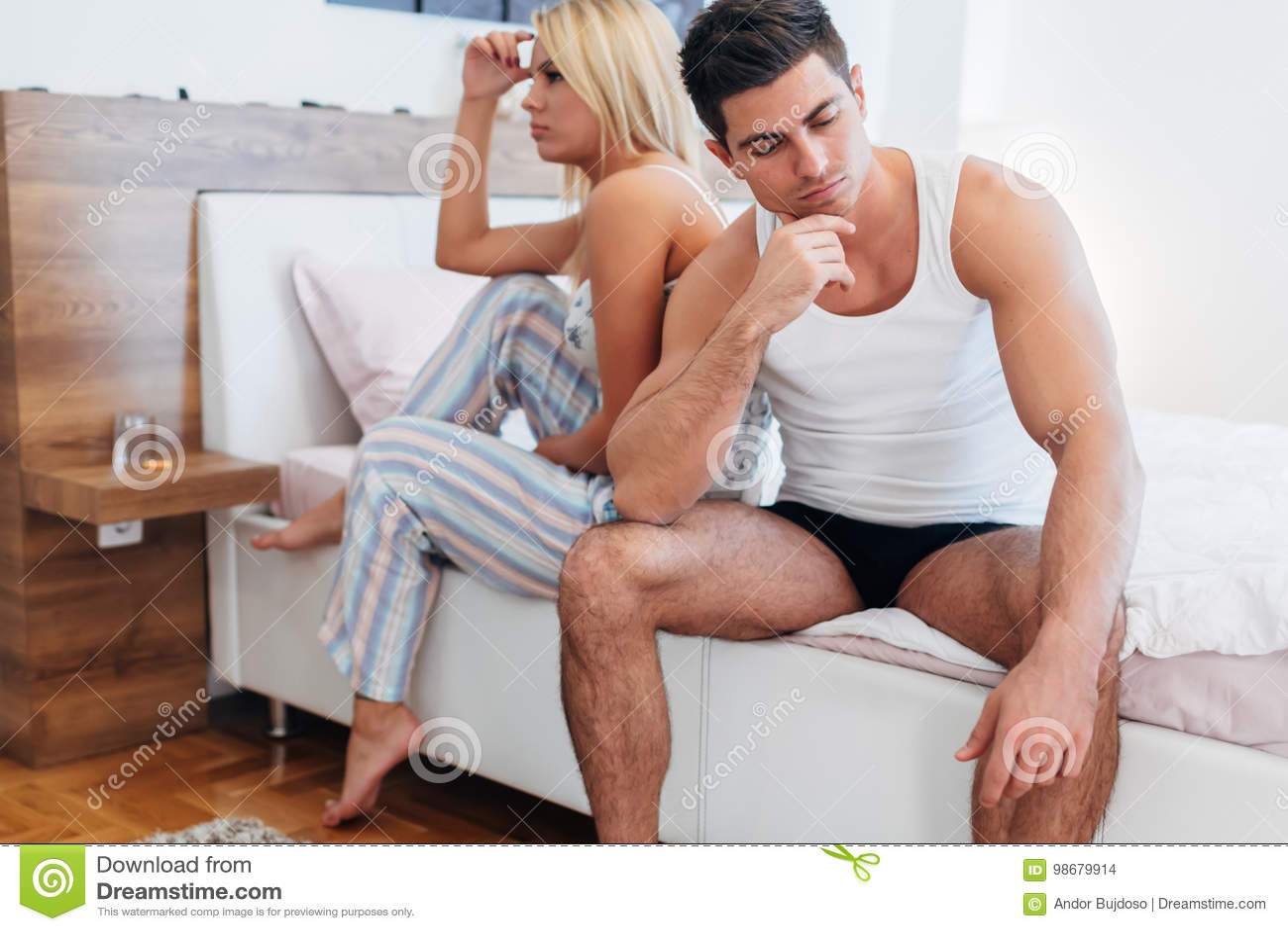 Par som har problemförbindelse