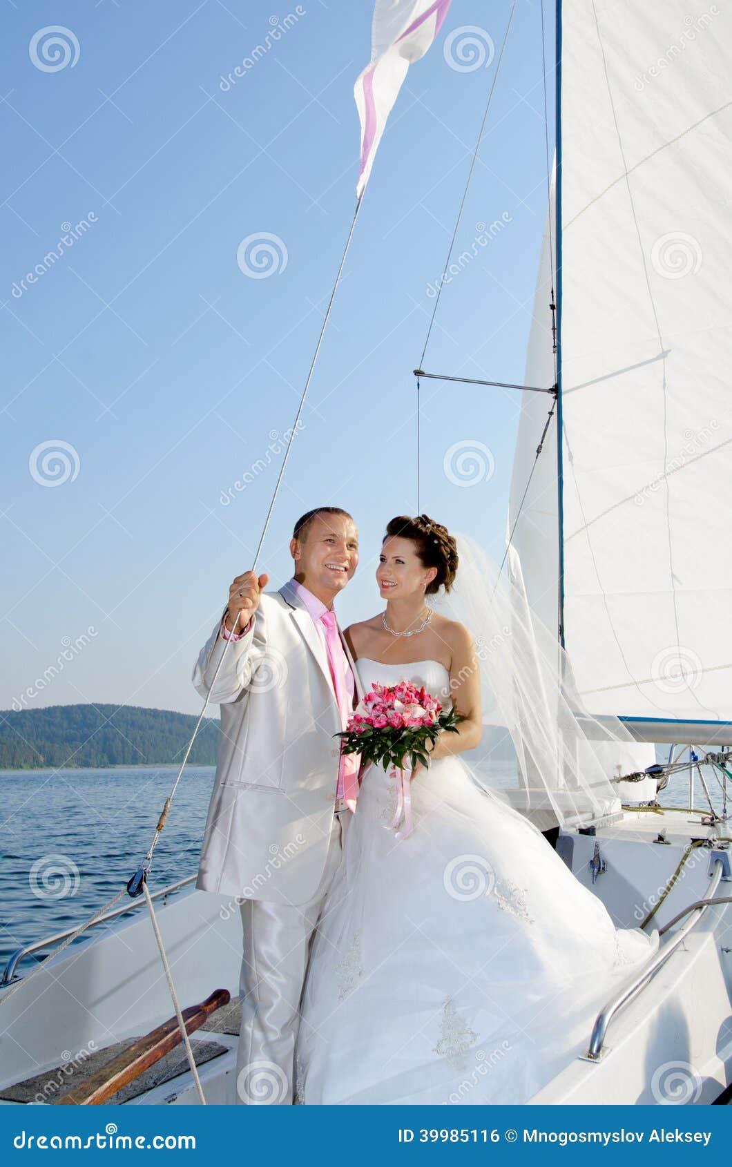 Par som nytt att gifta sig