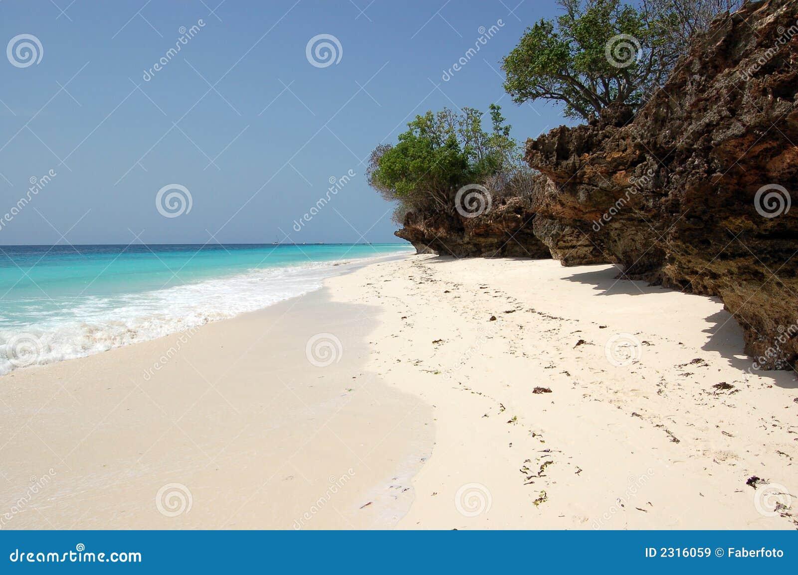 Paraíso da praia